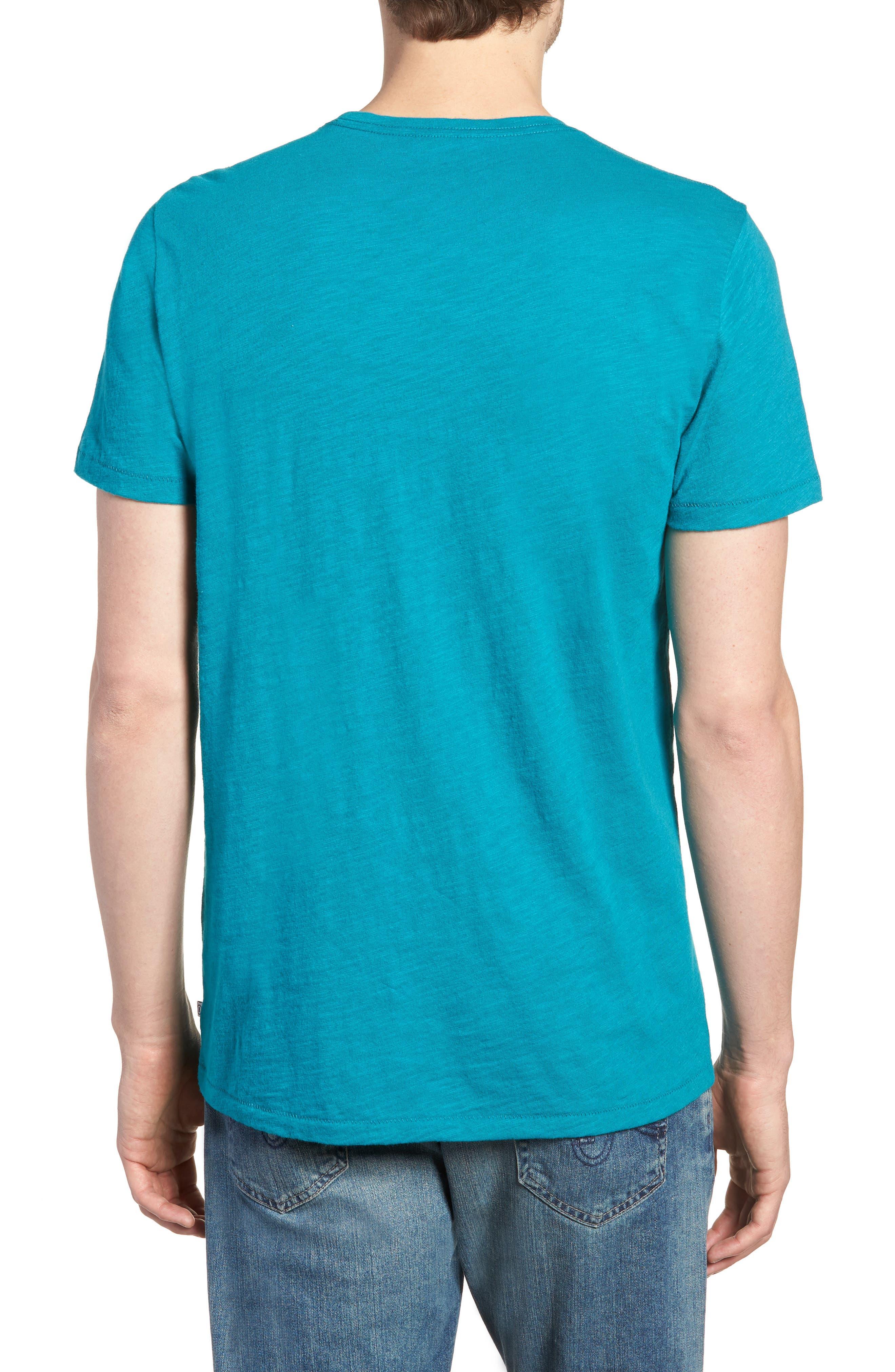 Palm Print T-Shirt,                             Alternate thumbnail 2, color,                             300