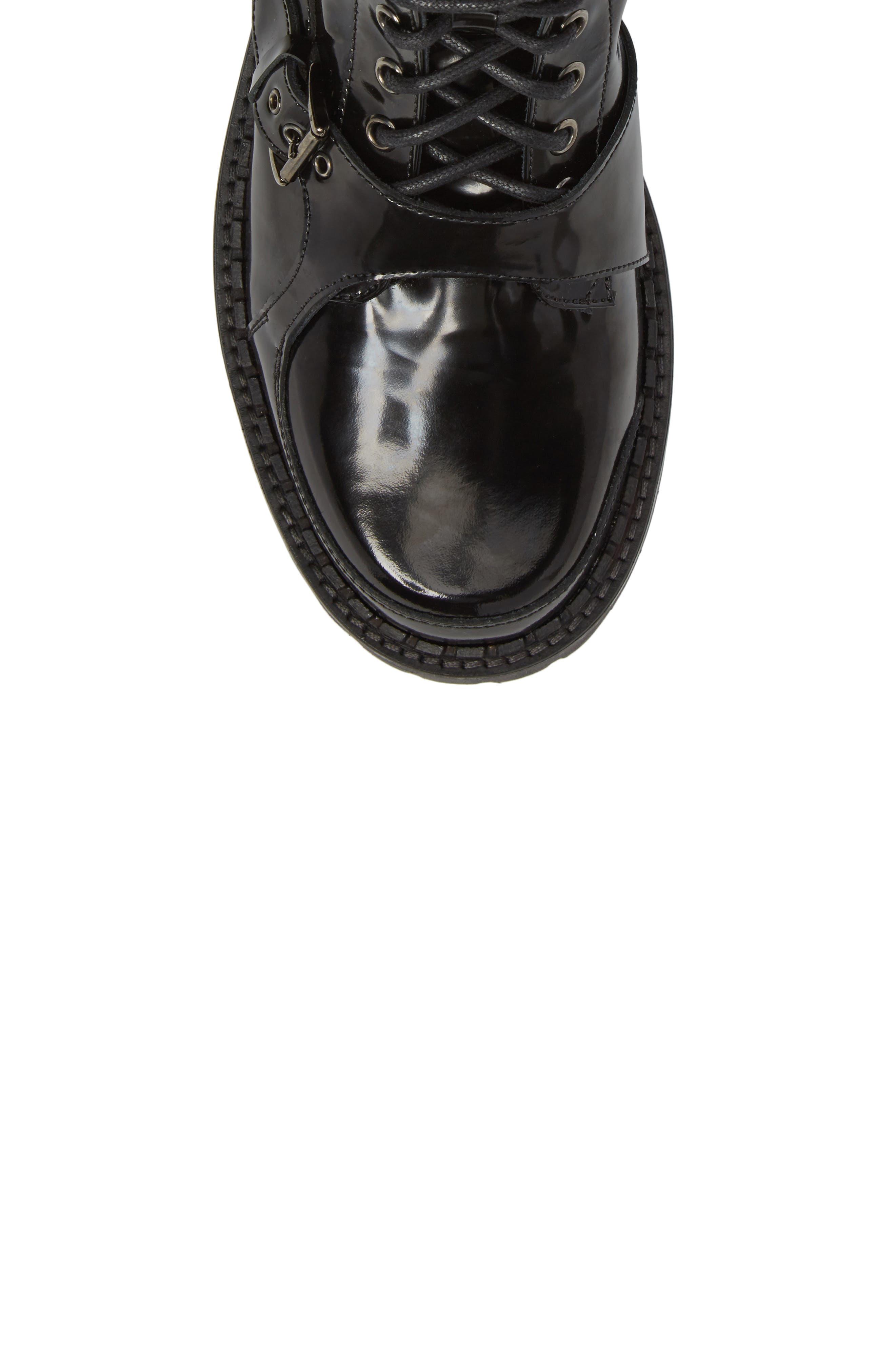Plain Toe Boot,                             Alternate thumbnail 5, color,                             001