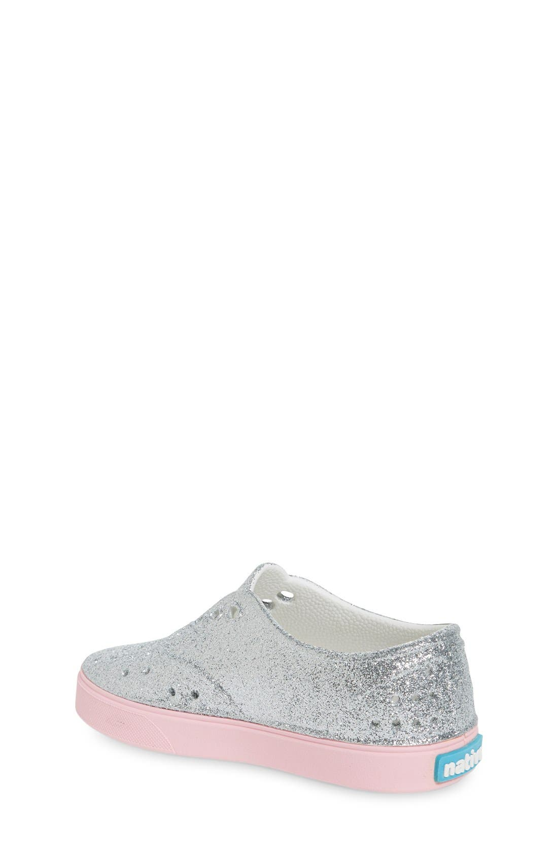 Miller Sparkly Perforated Slip-On,                             Alternate thumbnail 9, color,