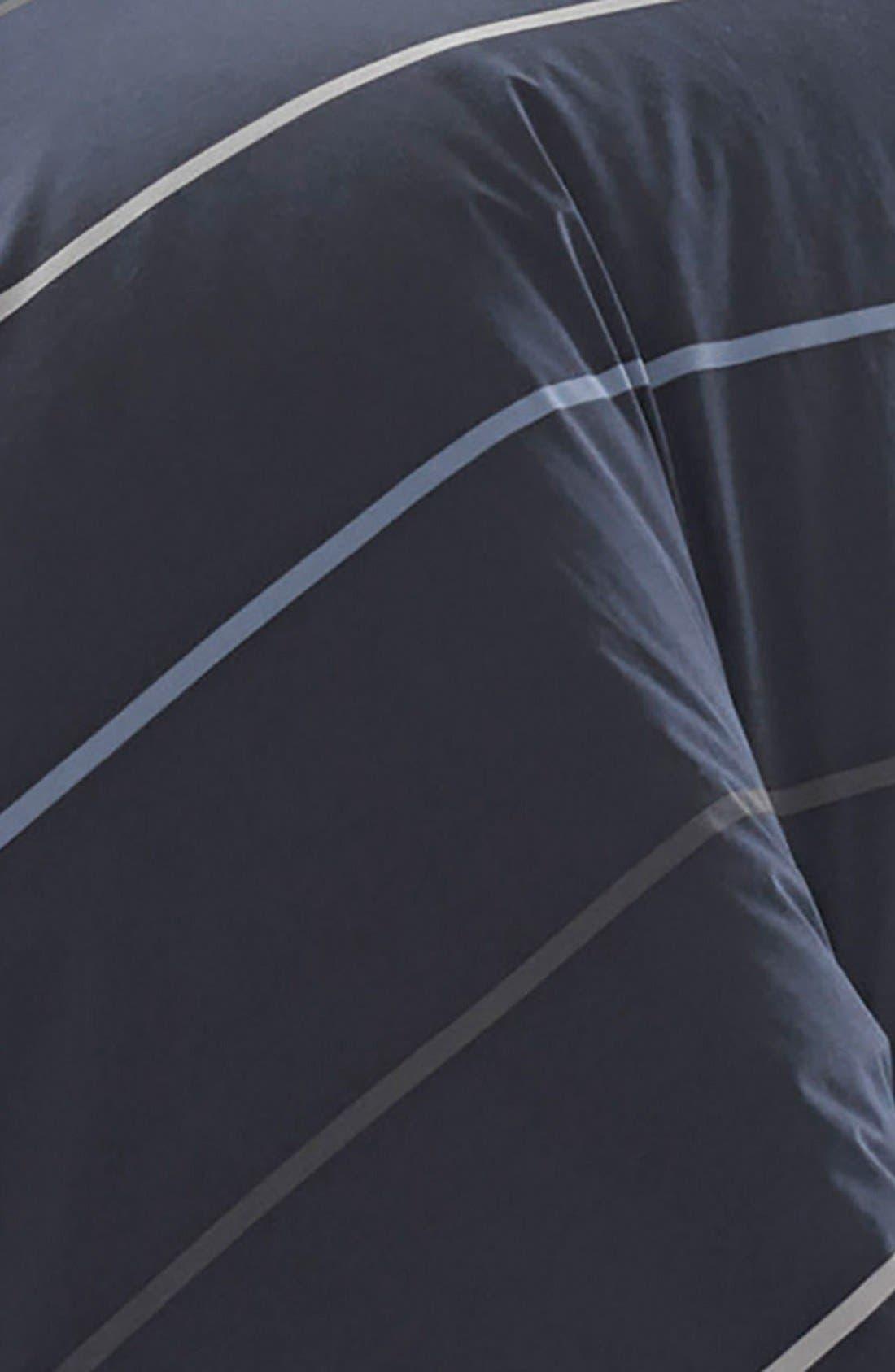 Southport Duvet Cover & Sham Set,                             Alternate thumbnail 3, color,                             NAVY