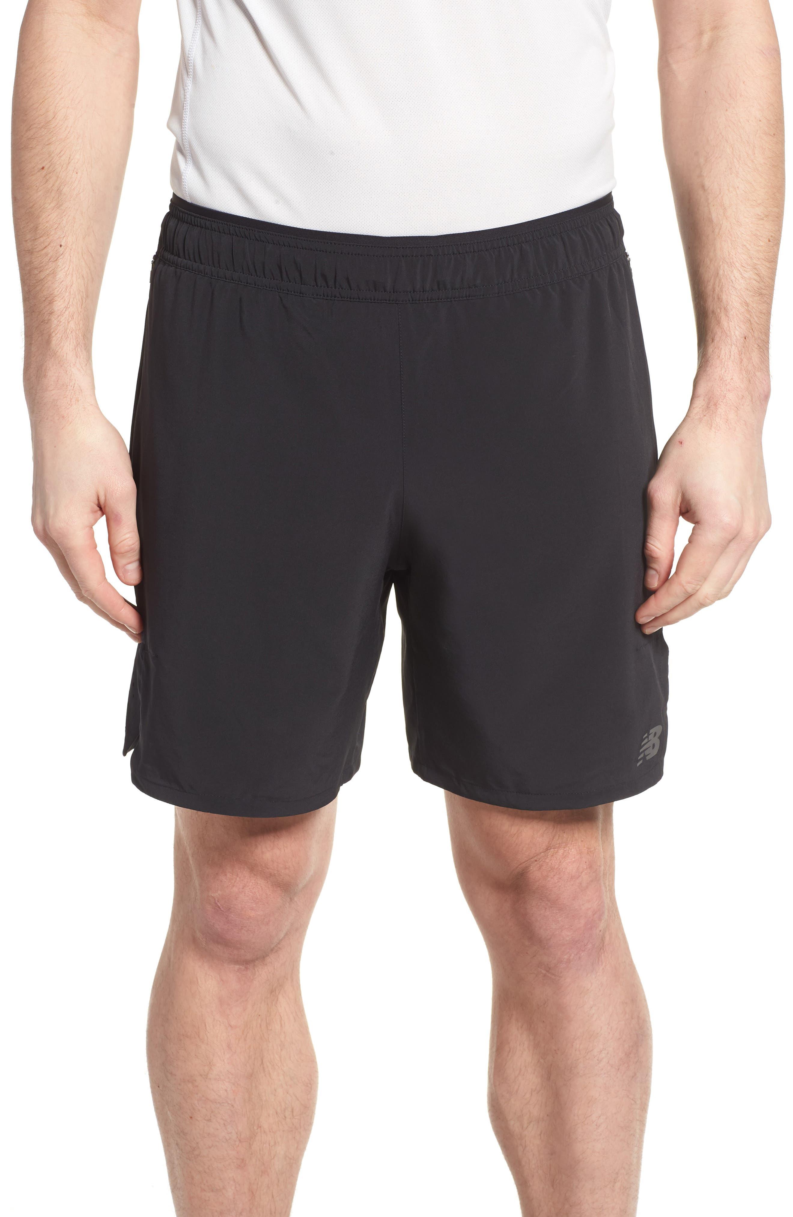 New Balance Transform 2-In-1 Shorts, Black