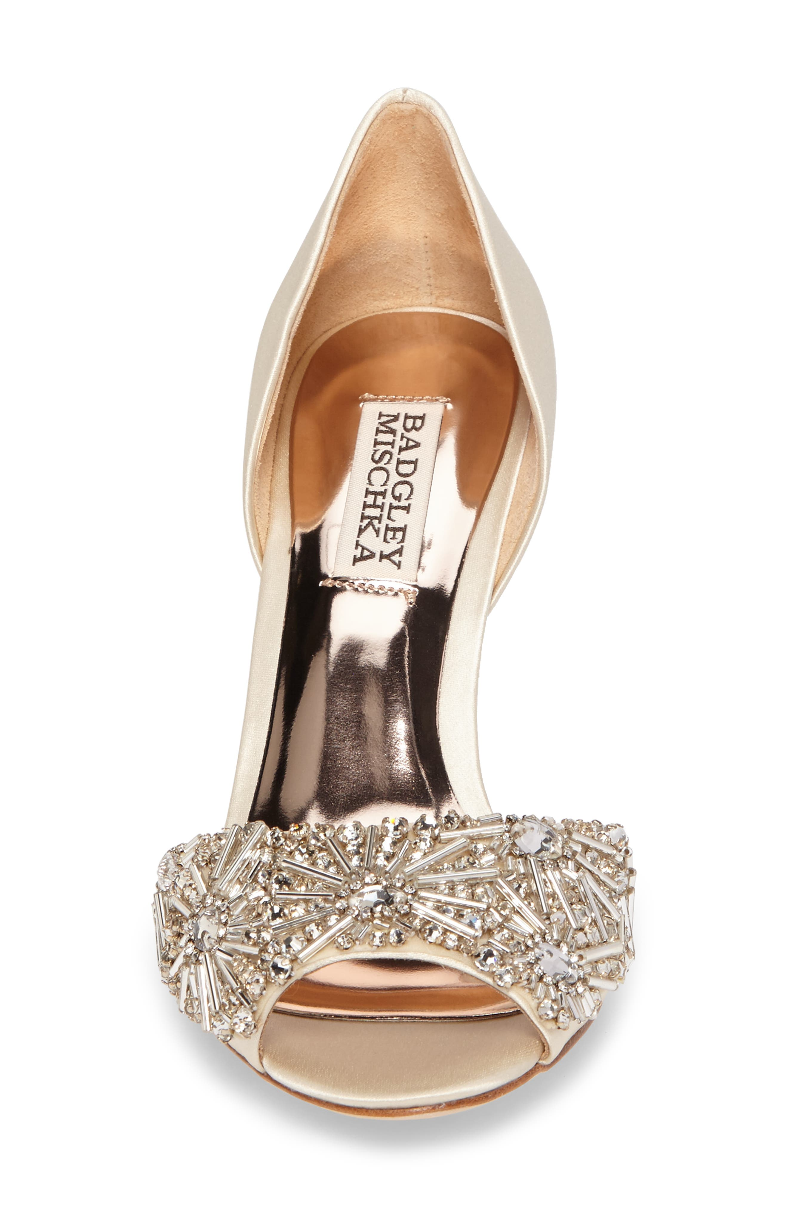 Maria Embellished d'Orsay Pump,                             Alternate thumbnail 24, color,