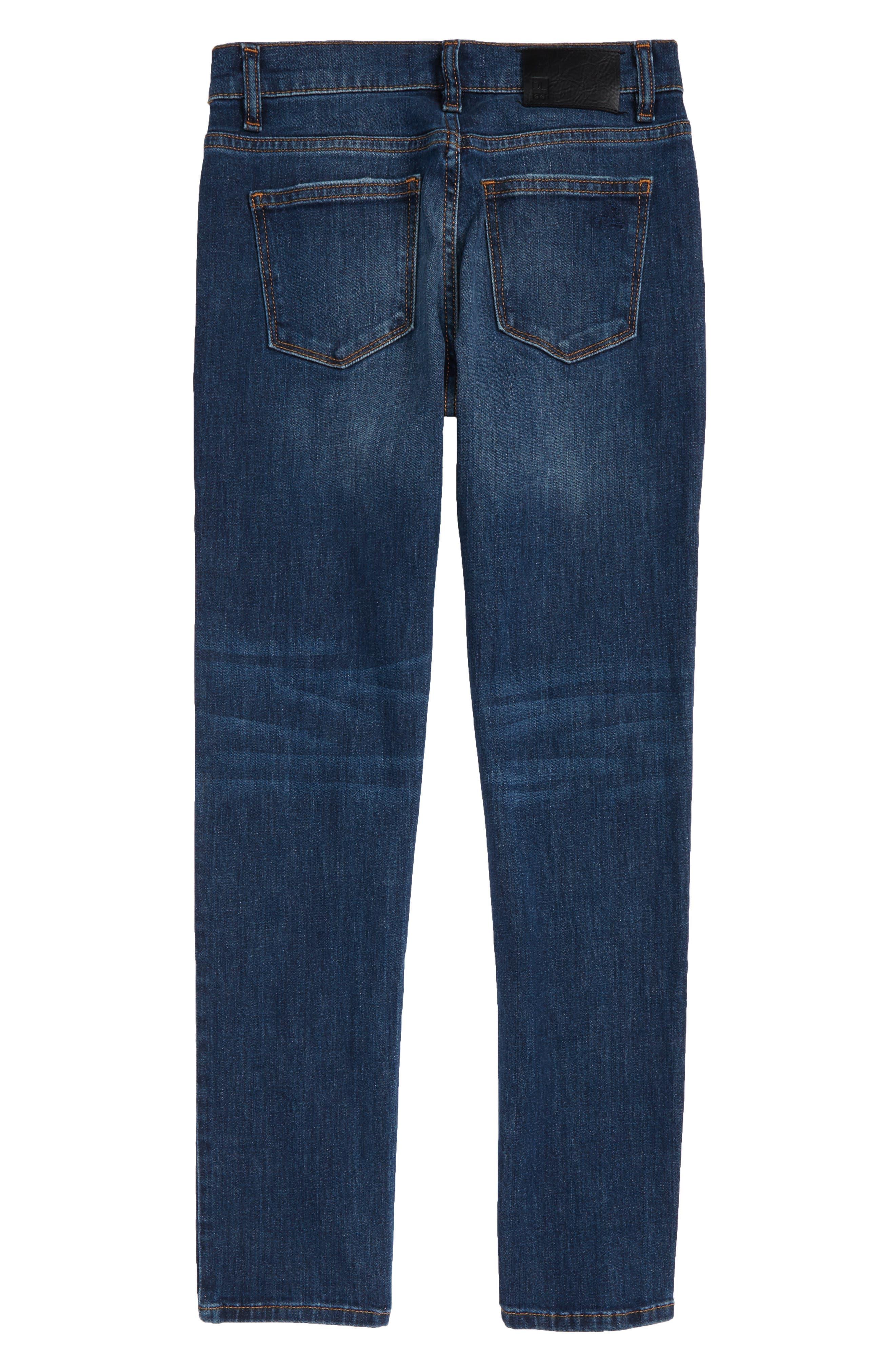 Hawke Skinny Jeans,                             Alternate thumbnail 2, color,                             425