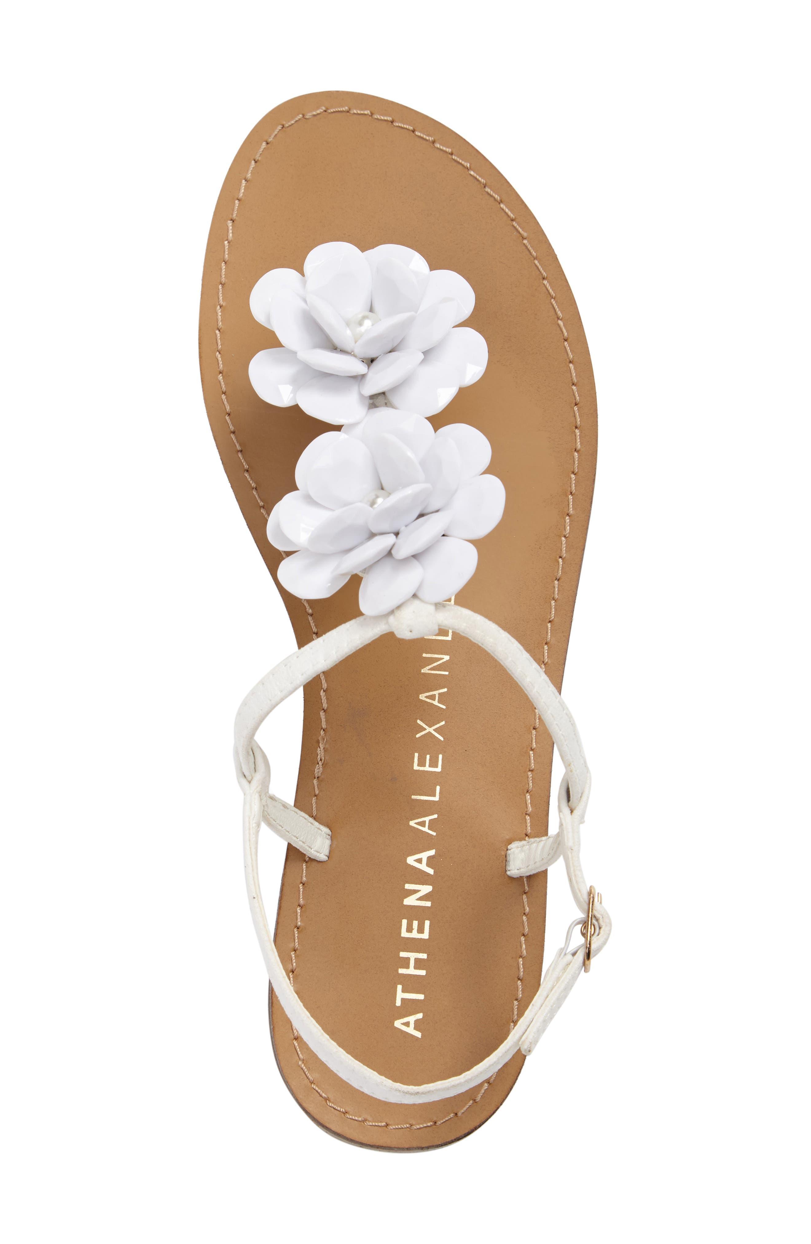 Blossom Sandal,                             Alternate thumbnail 10, color,