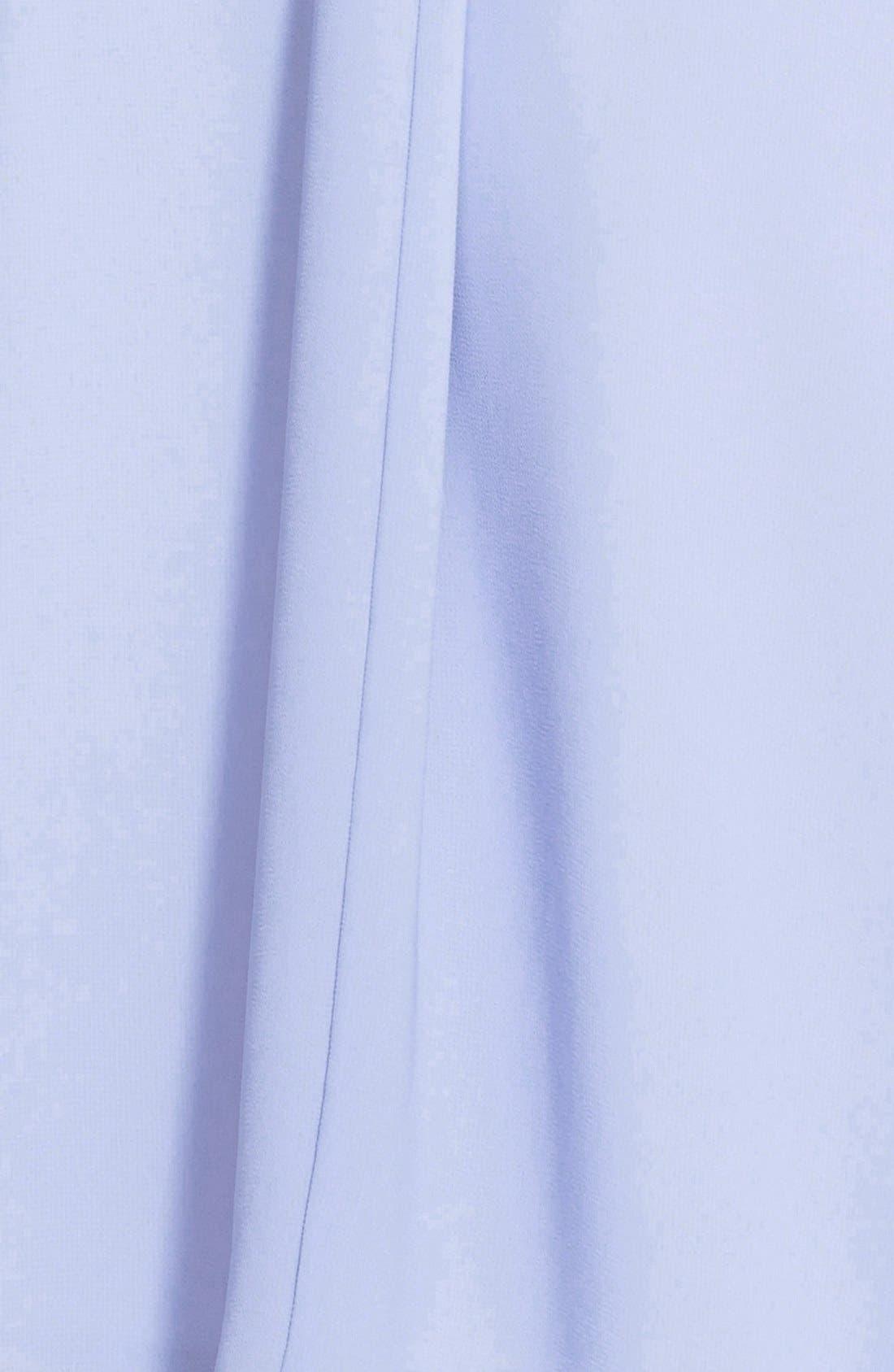 Blouson Chiffon Skater Dress,                             Alternate thumbnail 135, color,