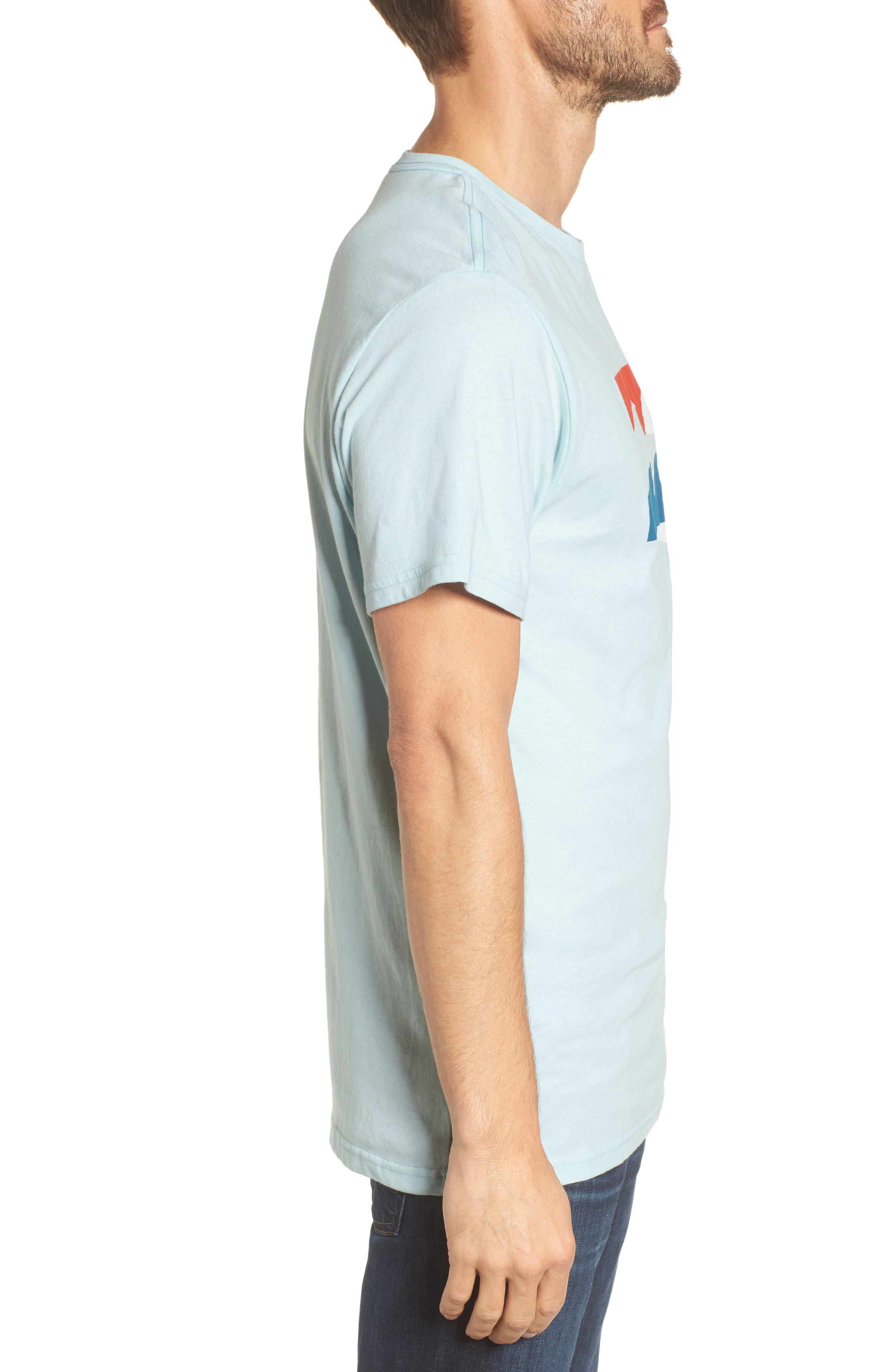 Wave Graphic T-Shirt,                             Alternate thumbnail 8, color,