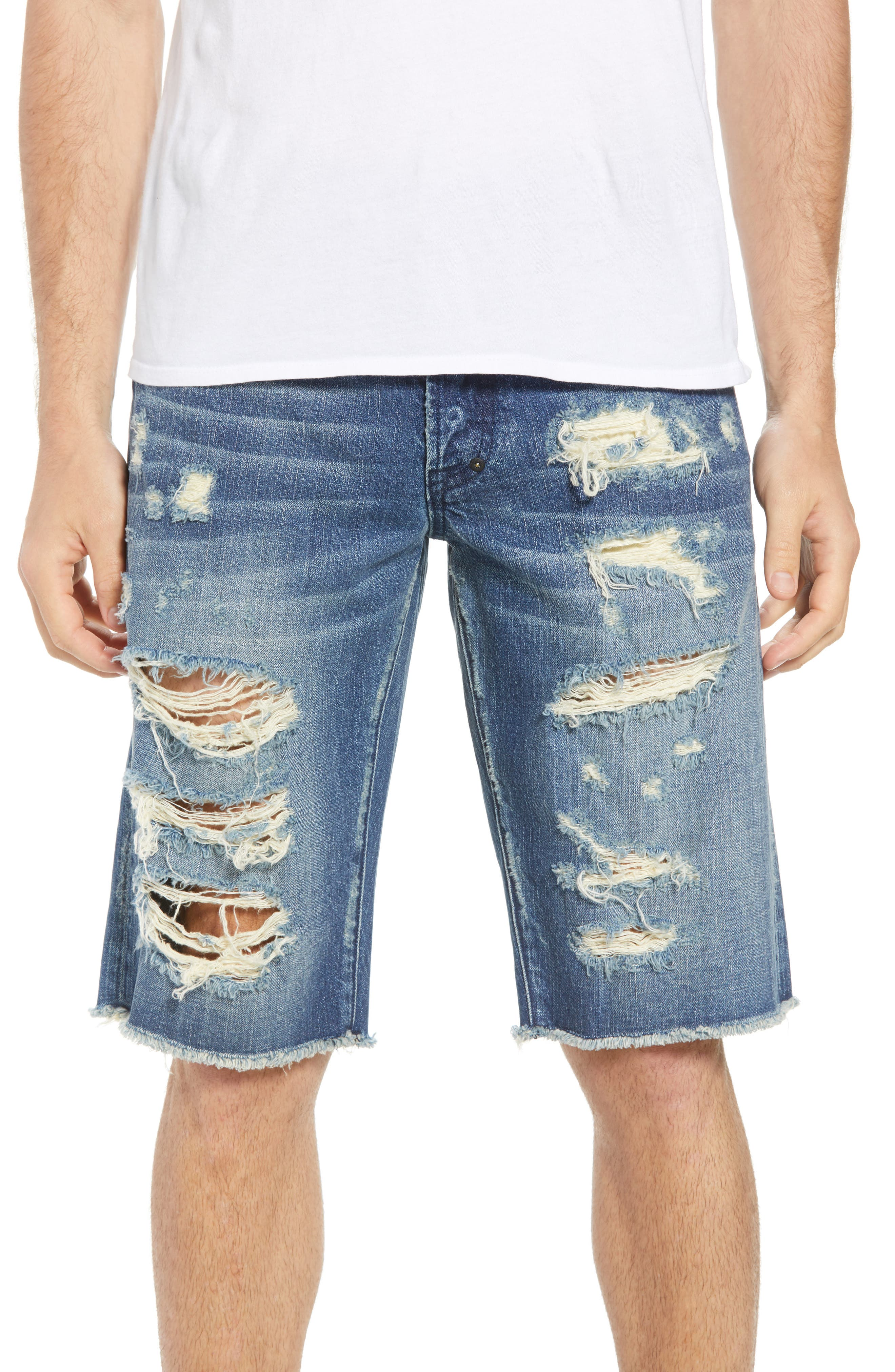 Challenger Regular Fit Shorts,                             Main thumbnail 1, color,                             WHISPERING