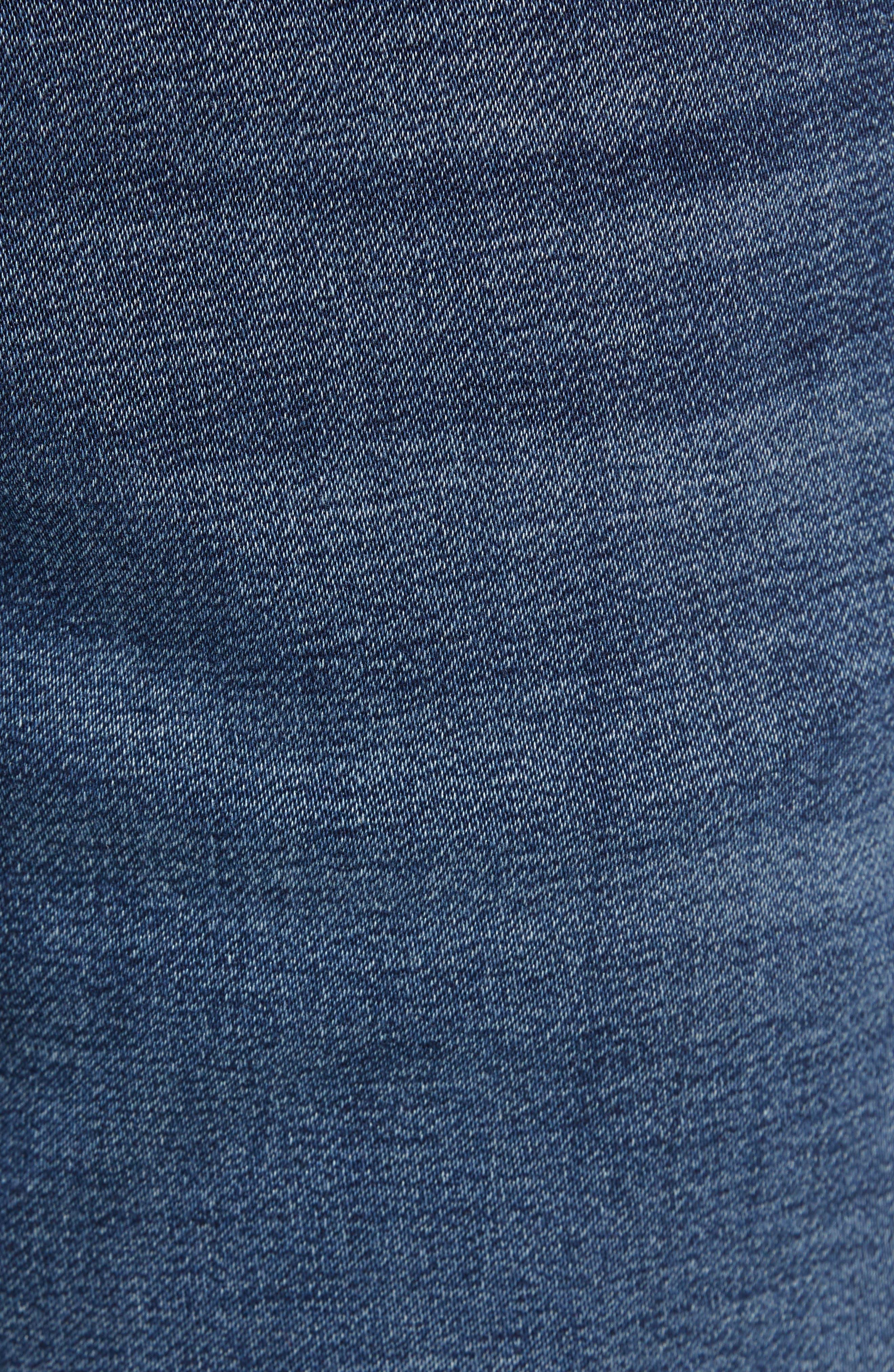 Jake Slim Fit Jeans,                             Alternate thumbnail 5, color,                             DARK SPORTY