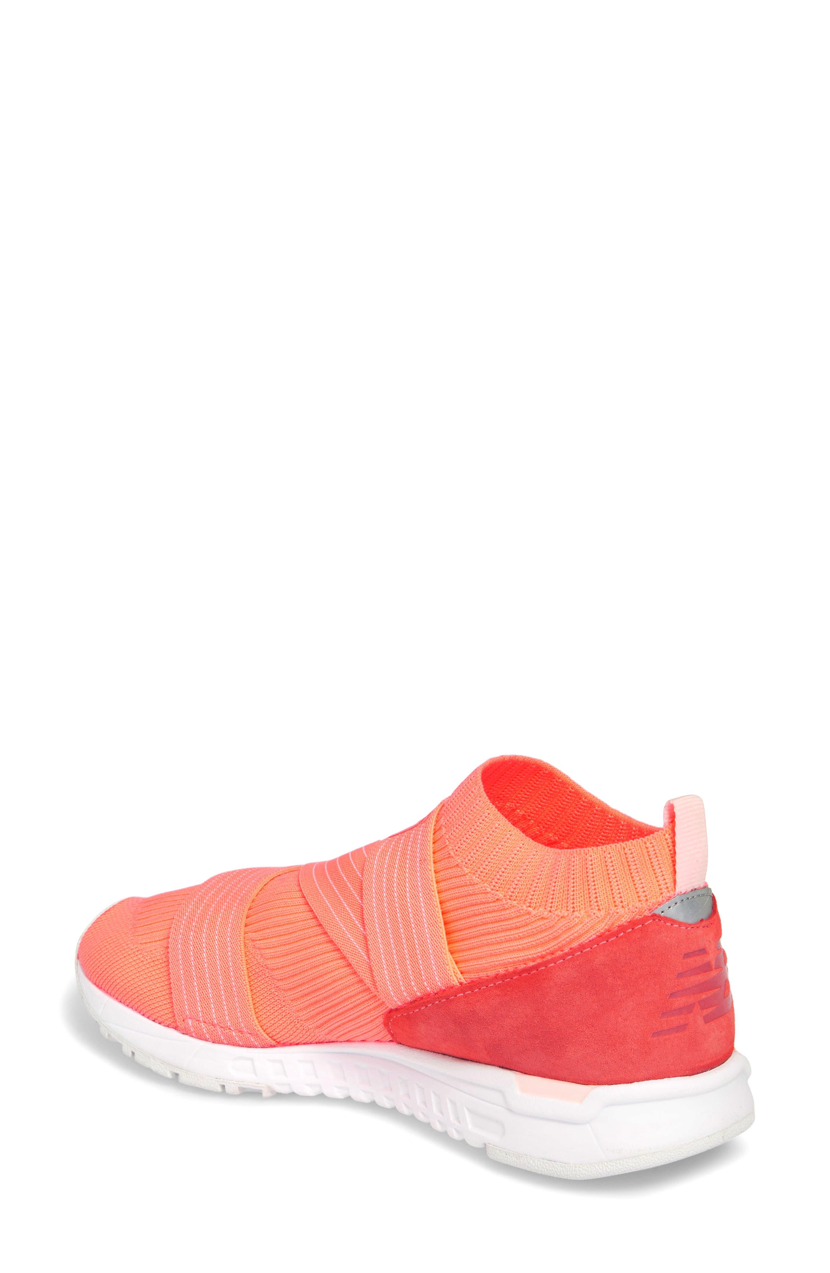 247 Knit Sneaker,                             Alternate thumbnail 4, color,