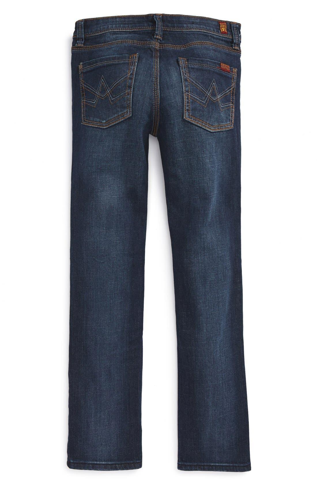 'Slimmy' Jeans,                             Alternate thumbnail 17, color,