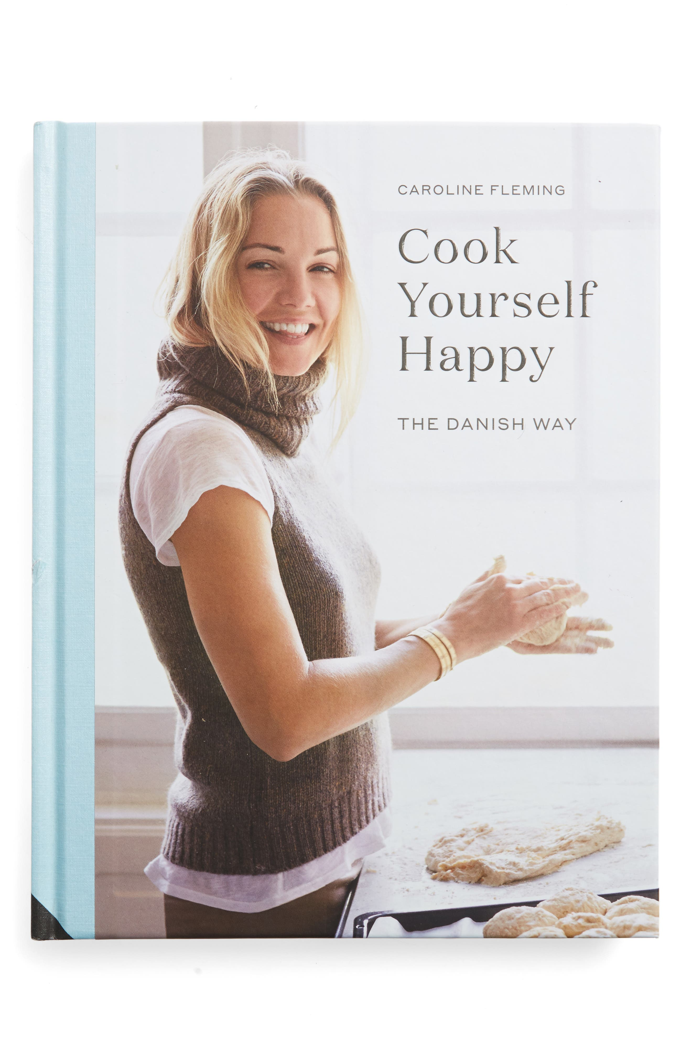 Cook Yourself Happy: The Danish Way Book,                             Main thumbnail 1, color,                             400