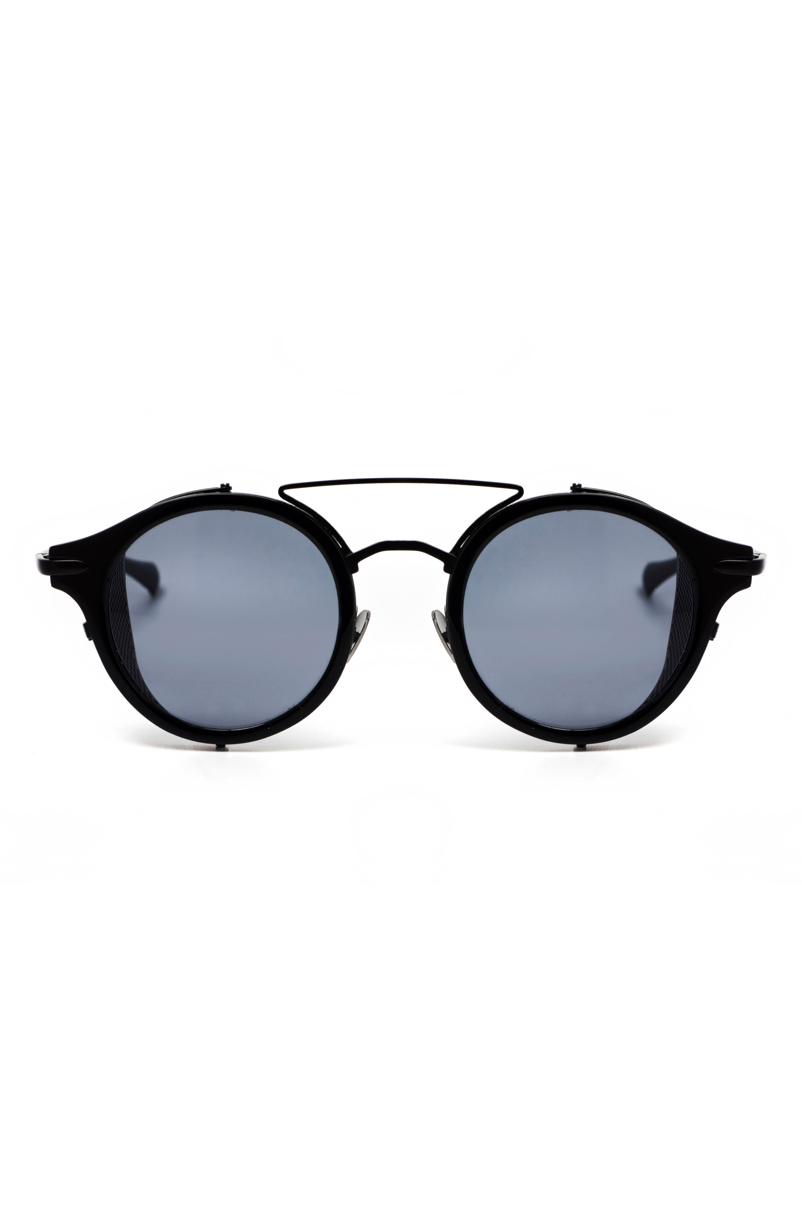 Mile High 47mm Sunglasses,                             Alternate thumbnail 3, color,                             001