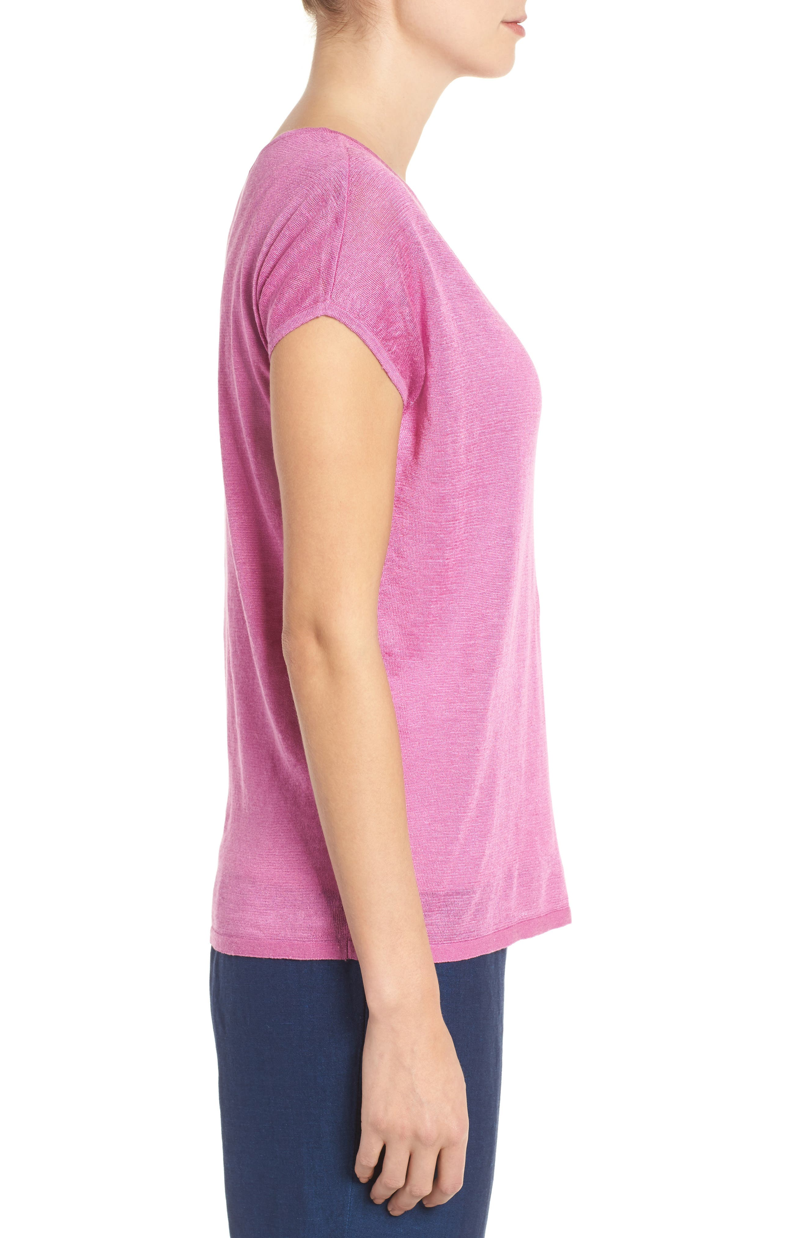 Everyday Tissue Weight Tee,                             Alternate thumbnail 32, color,