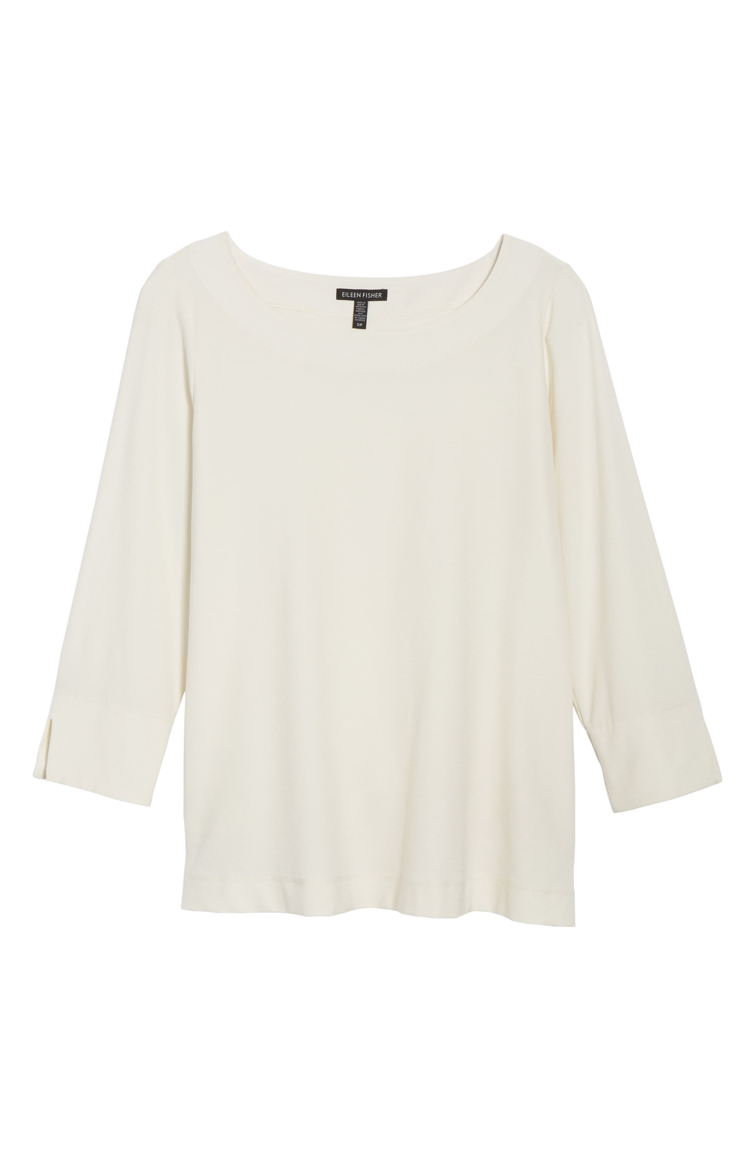 Boxy Jersey Top,                             Alternate thumbnail 18, color,