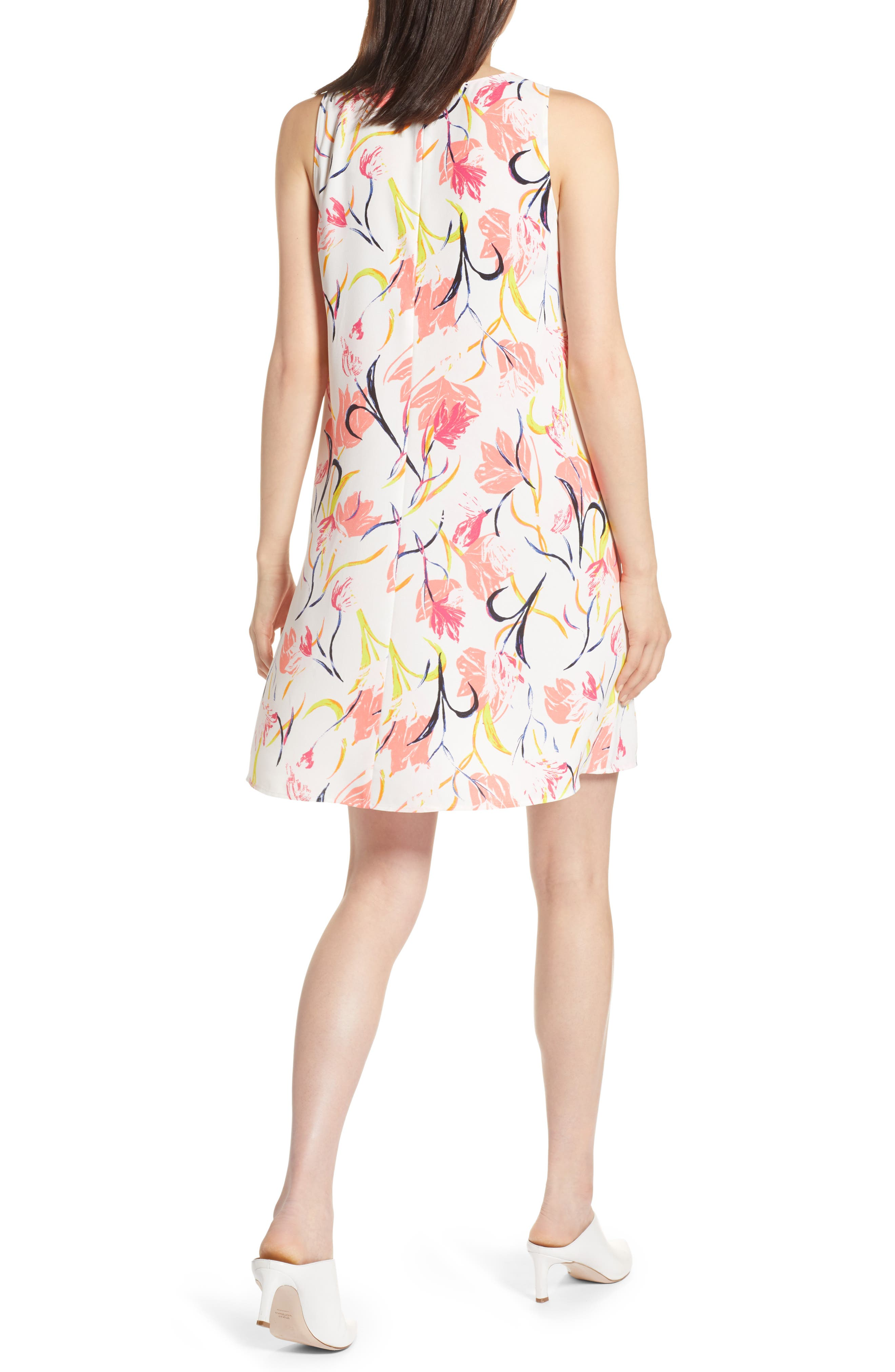 A-Line Dress,                             Alternate thumbnail 45, color,