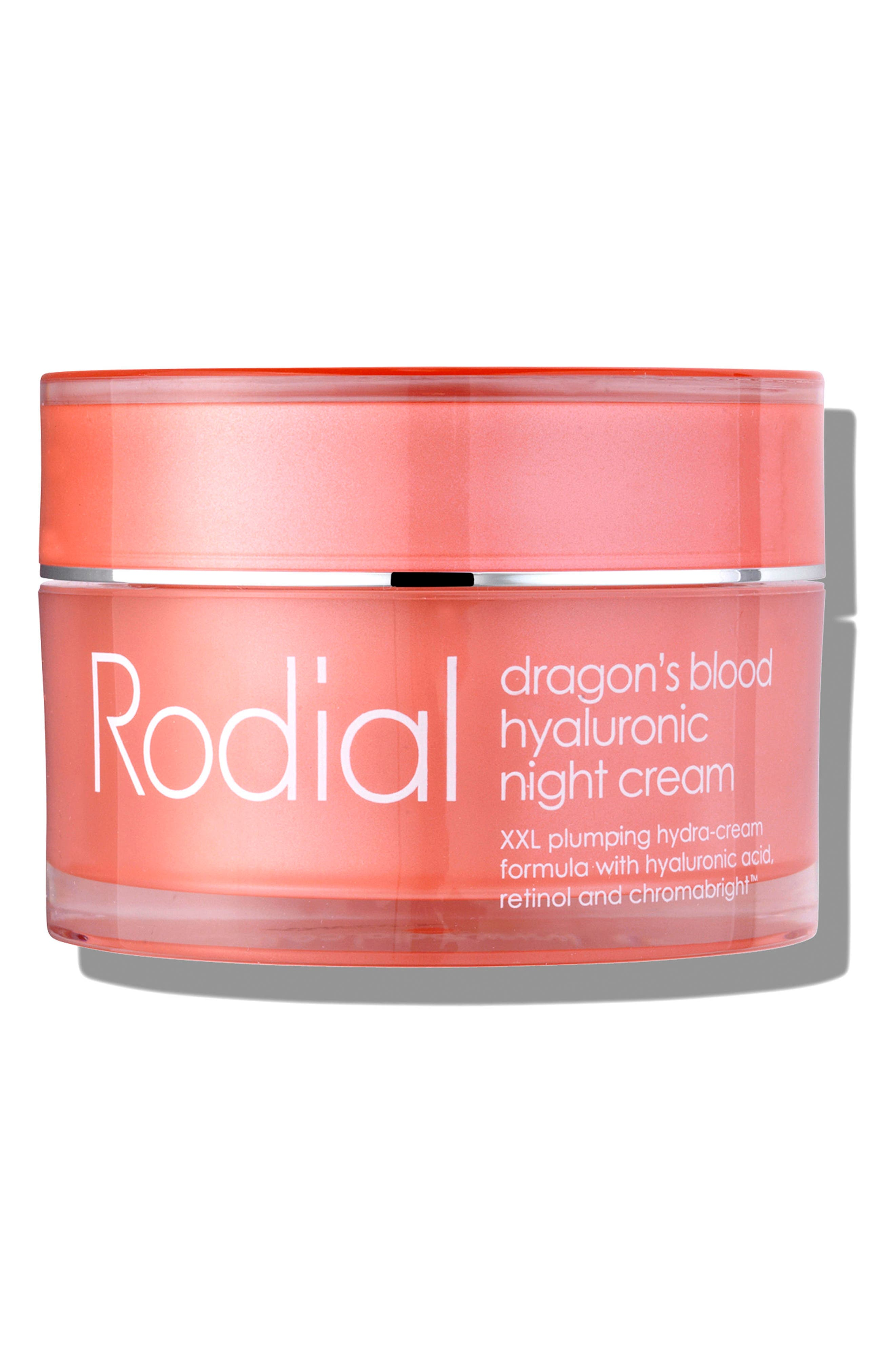 SPACE.NK.apothecary Rodial Dragon's Blood Hyaluronic Night Cream,                             Alternate thumbnail 2, color,                             NO COLOR