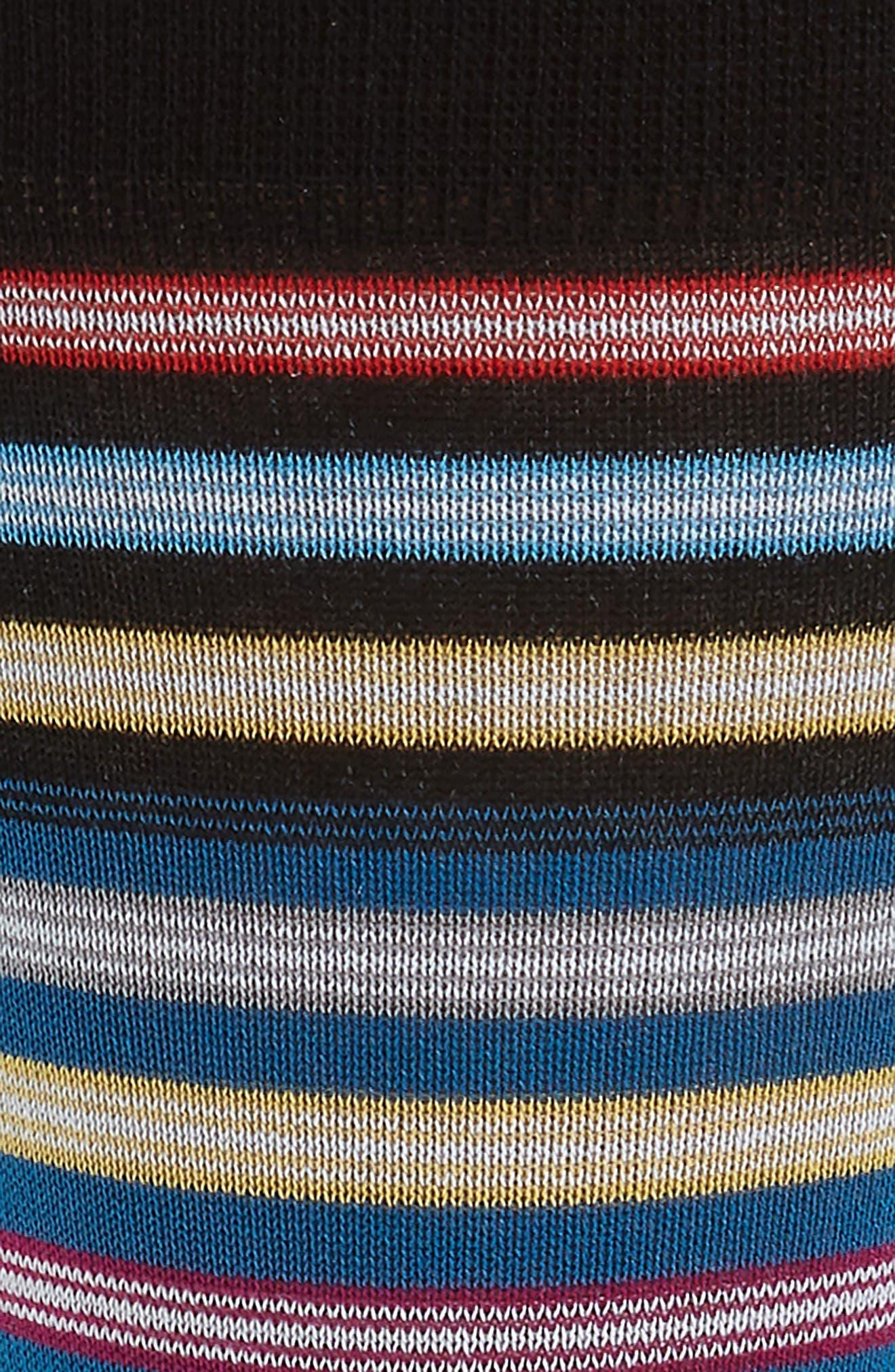 BUGATCHI,                             Cotton Blend Socks,                             Alternate thumbnail 2, color,                             030