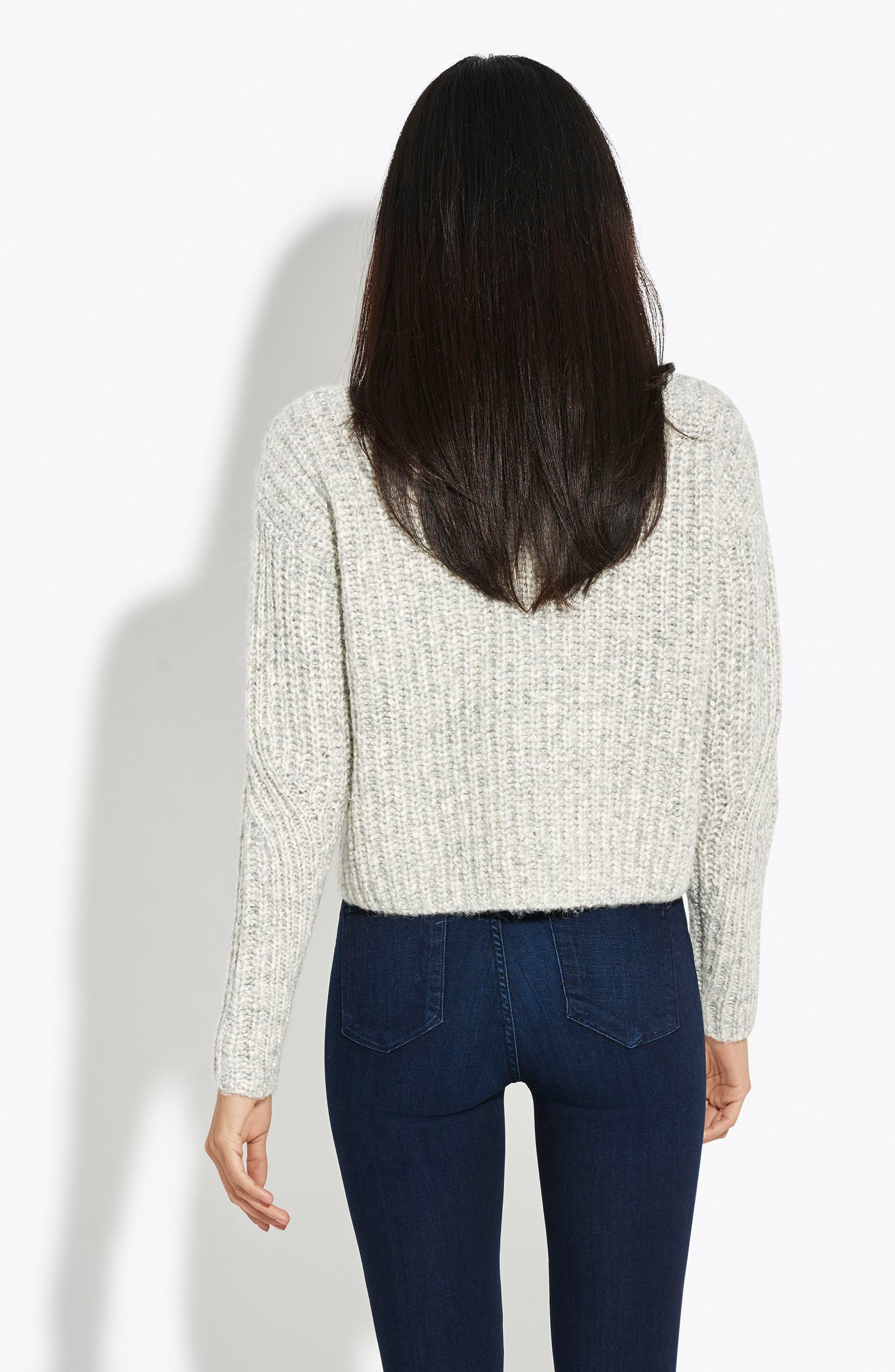 The Puffball Sweater,                             Alternate thumbnail 2, color,                             090