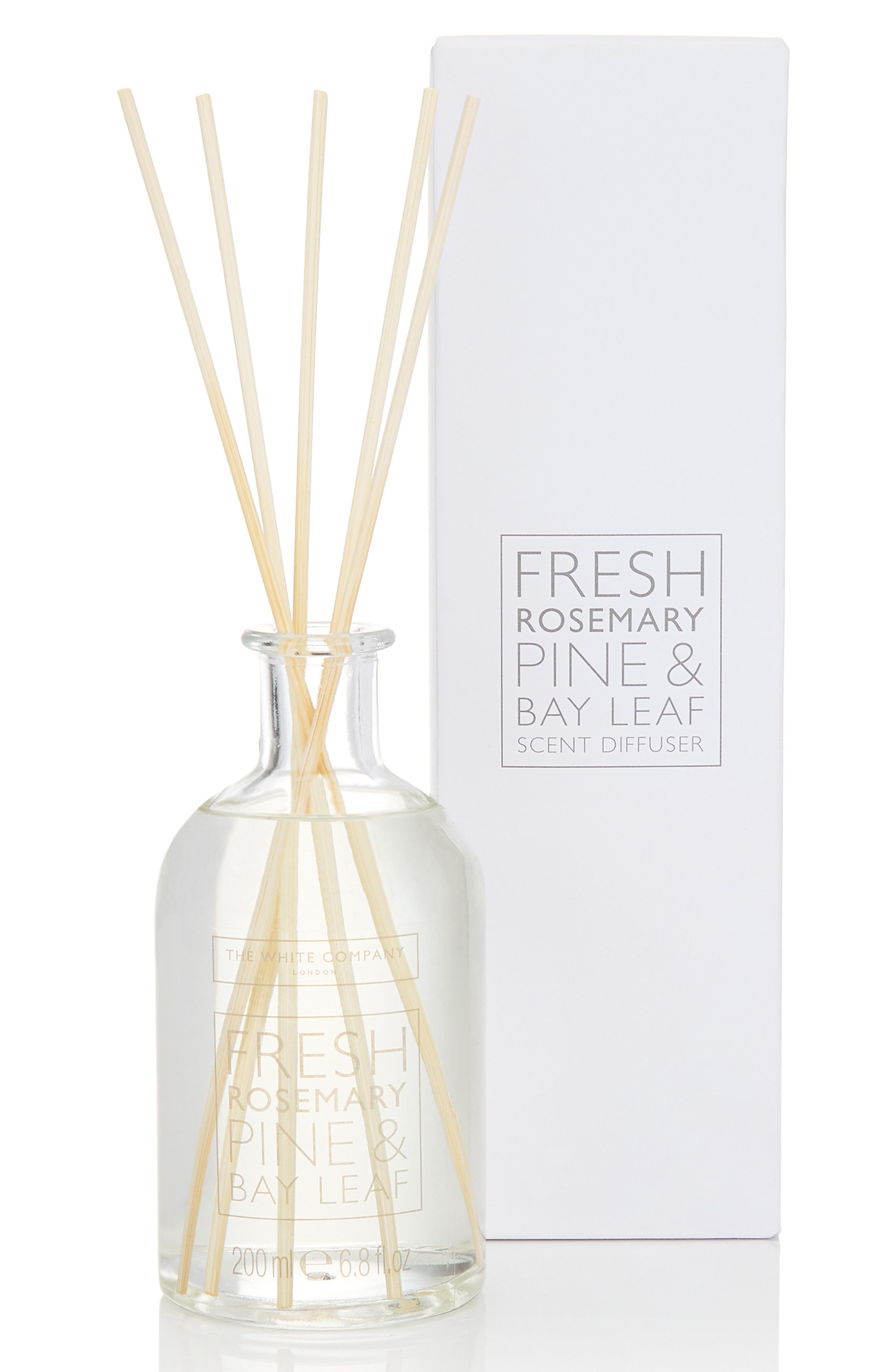 THE WHITE COMPANY,                             Home Fragrance Diffuser,                             Main thumbnail 1, color,                             FRESH ROSEMARY