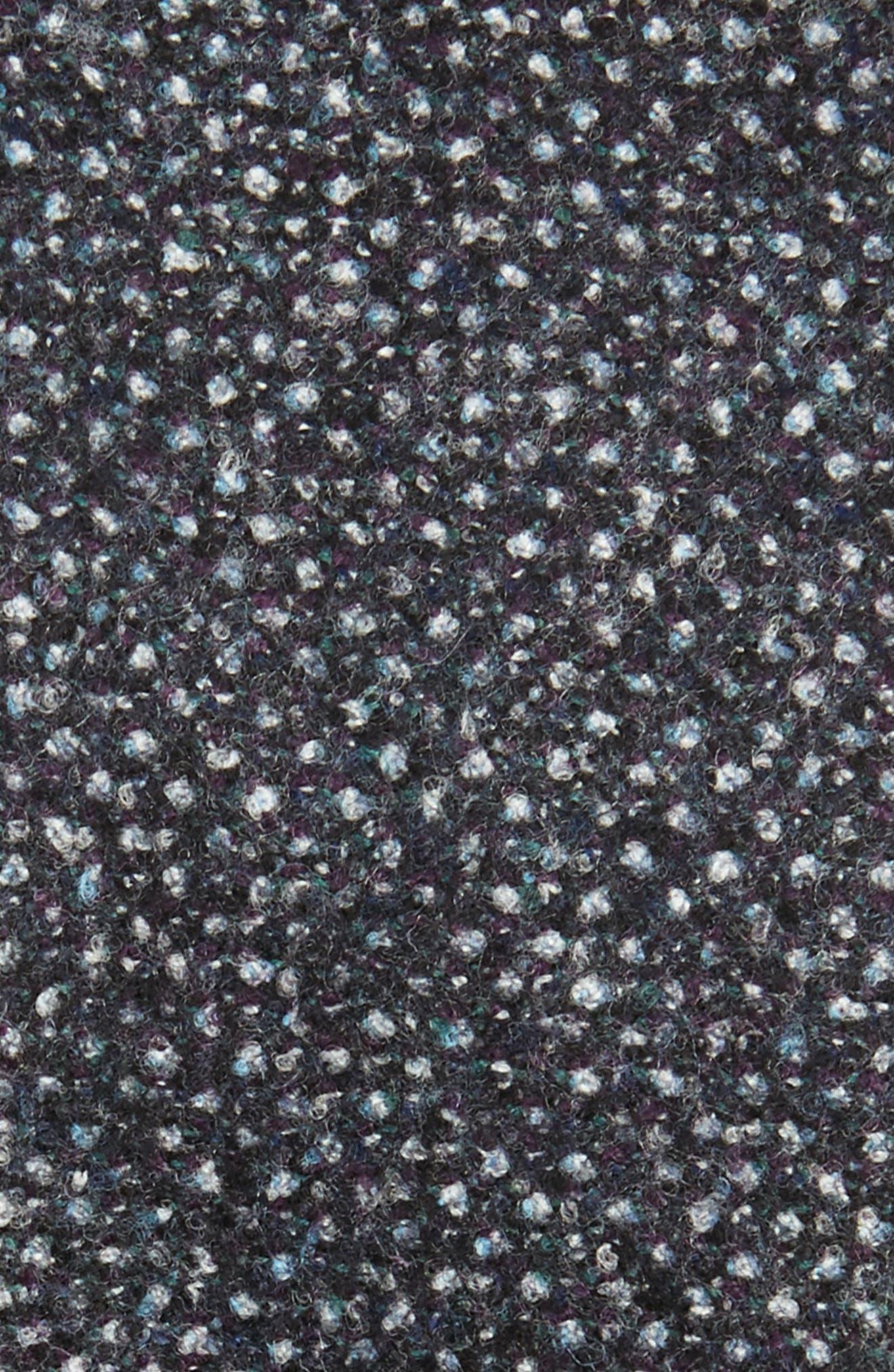 Mélange Wool Skinny Tie,                             Alternate thumbnail 2, color,                             061
