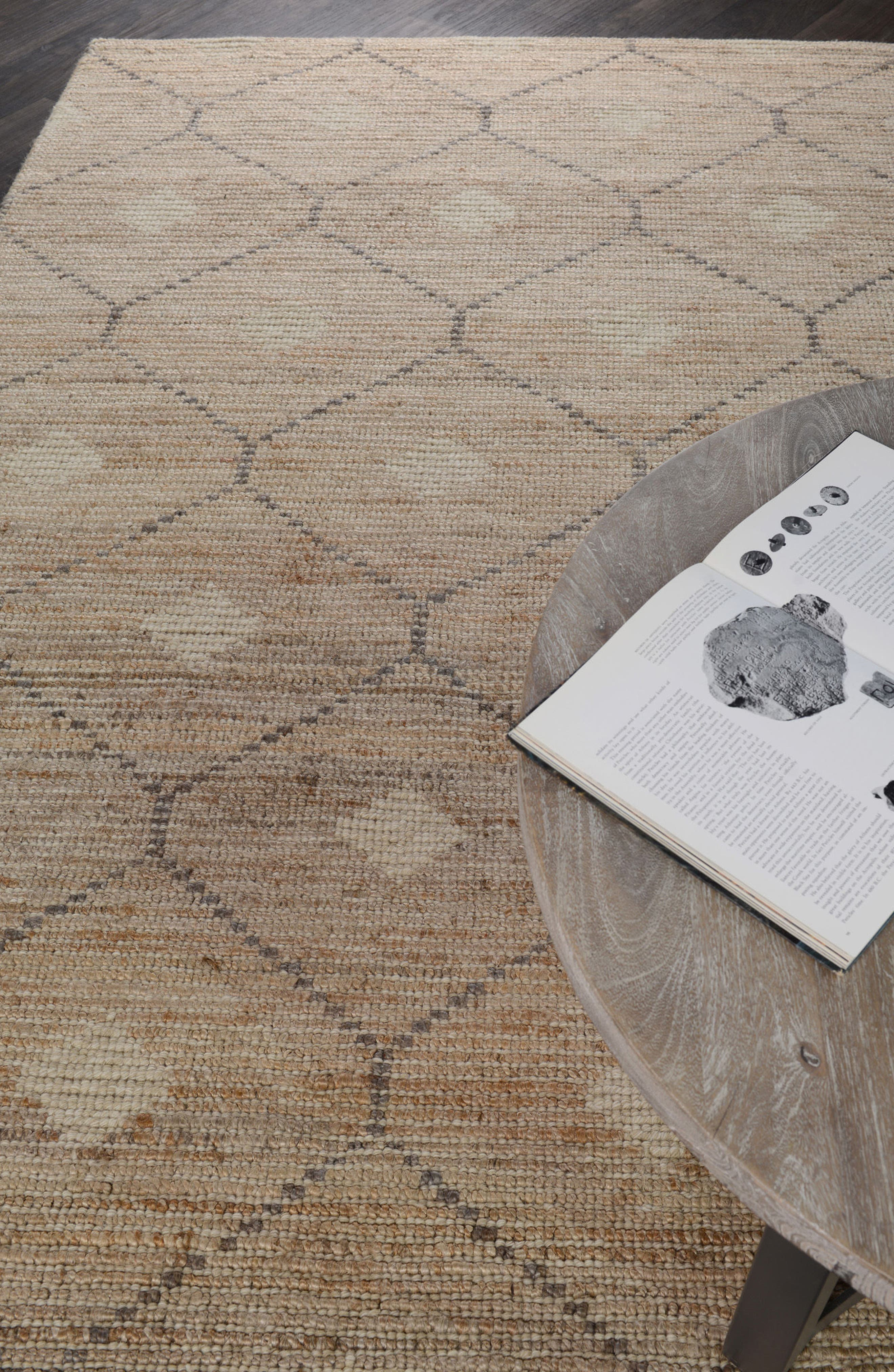 Rustica Handwoven Rug,                             Alternate thumbnail 3, color,                             250