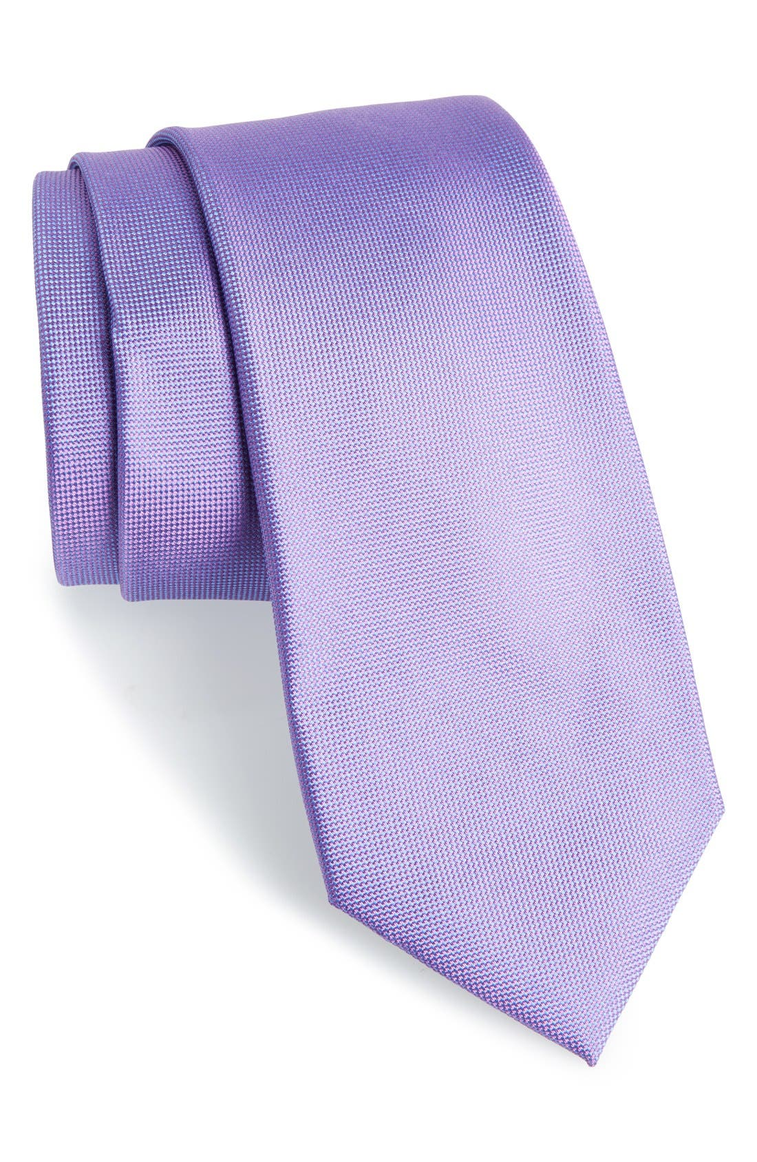 Woven Silk Tie,                             Main thumbnail 11, color,