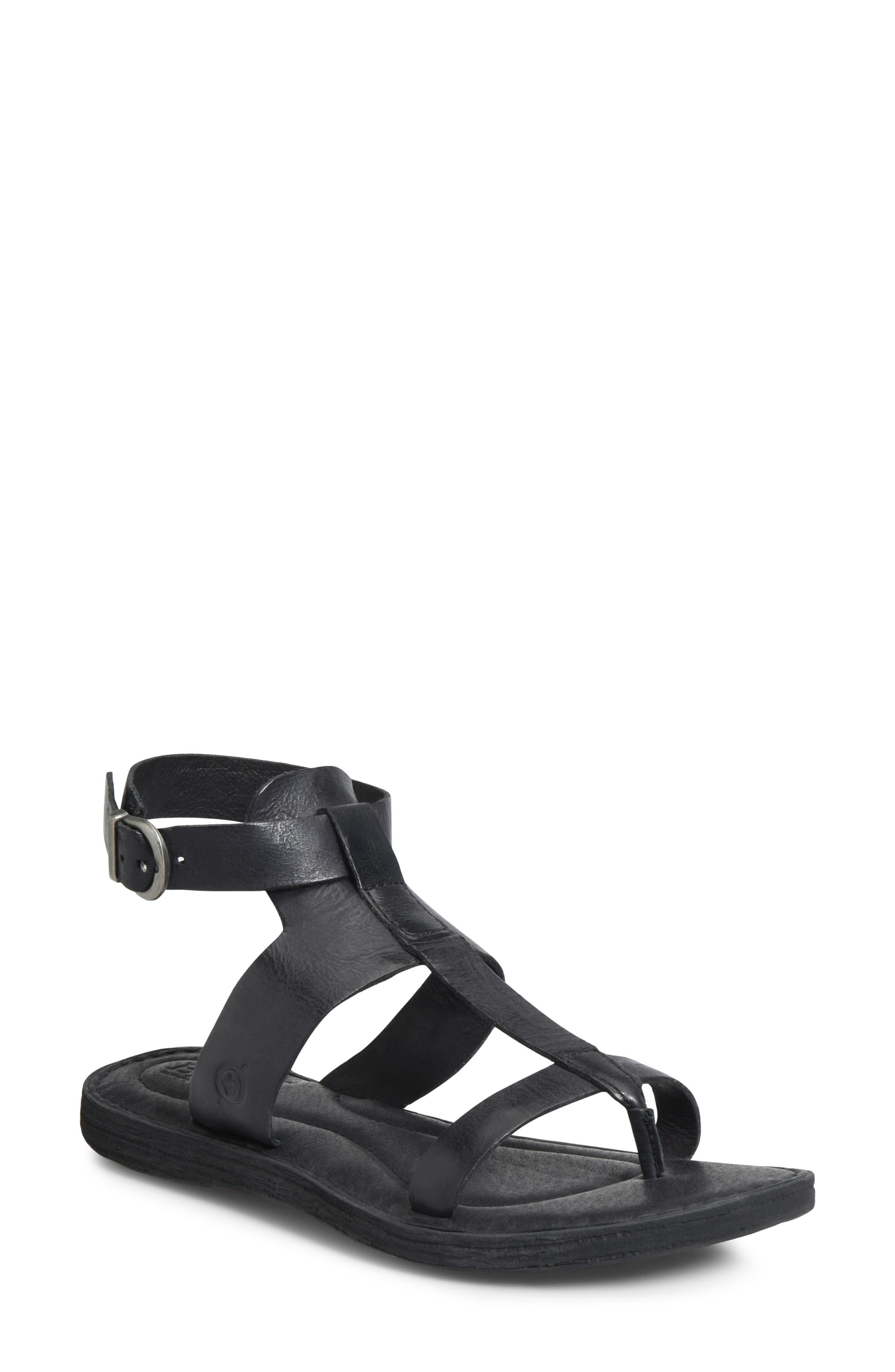 B?rn St. Helens Sandal, Black