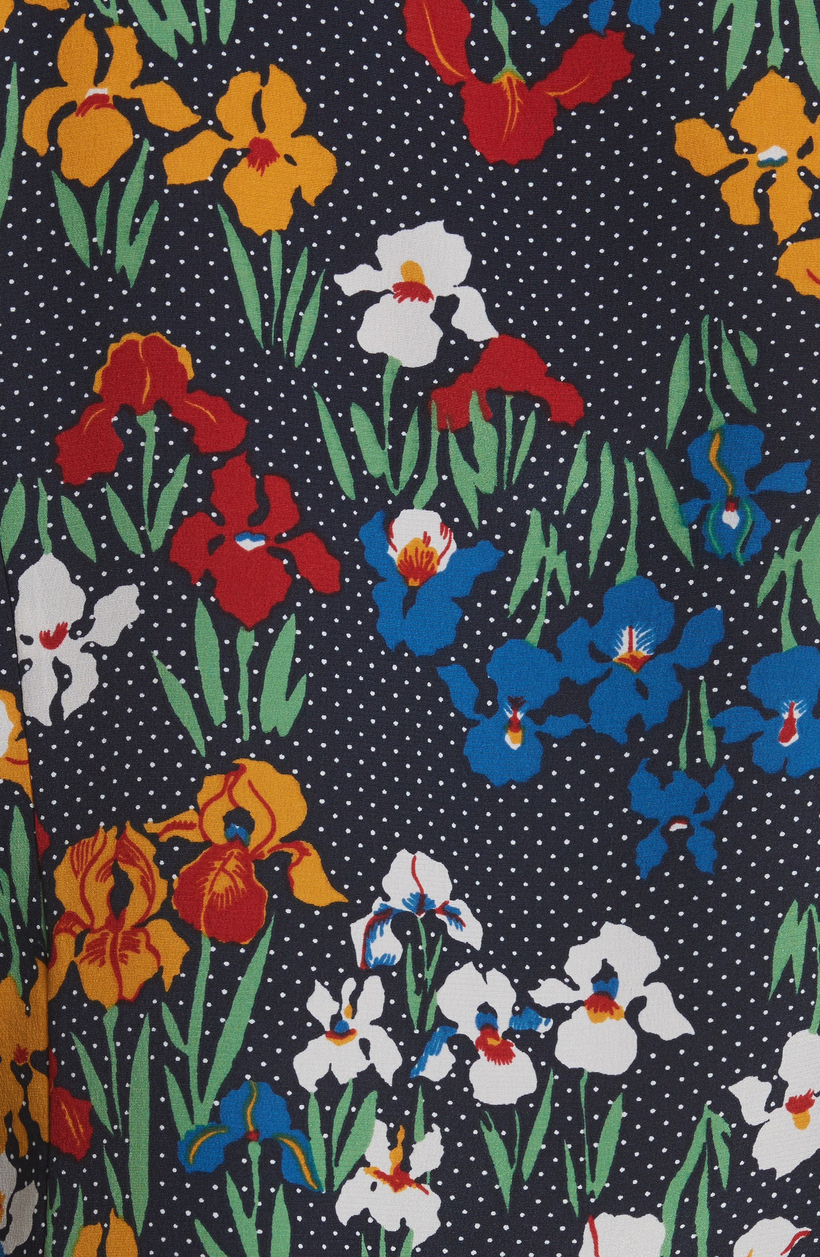 Jackie Silk Shirt,                             Alternate thumbnail 10, color,