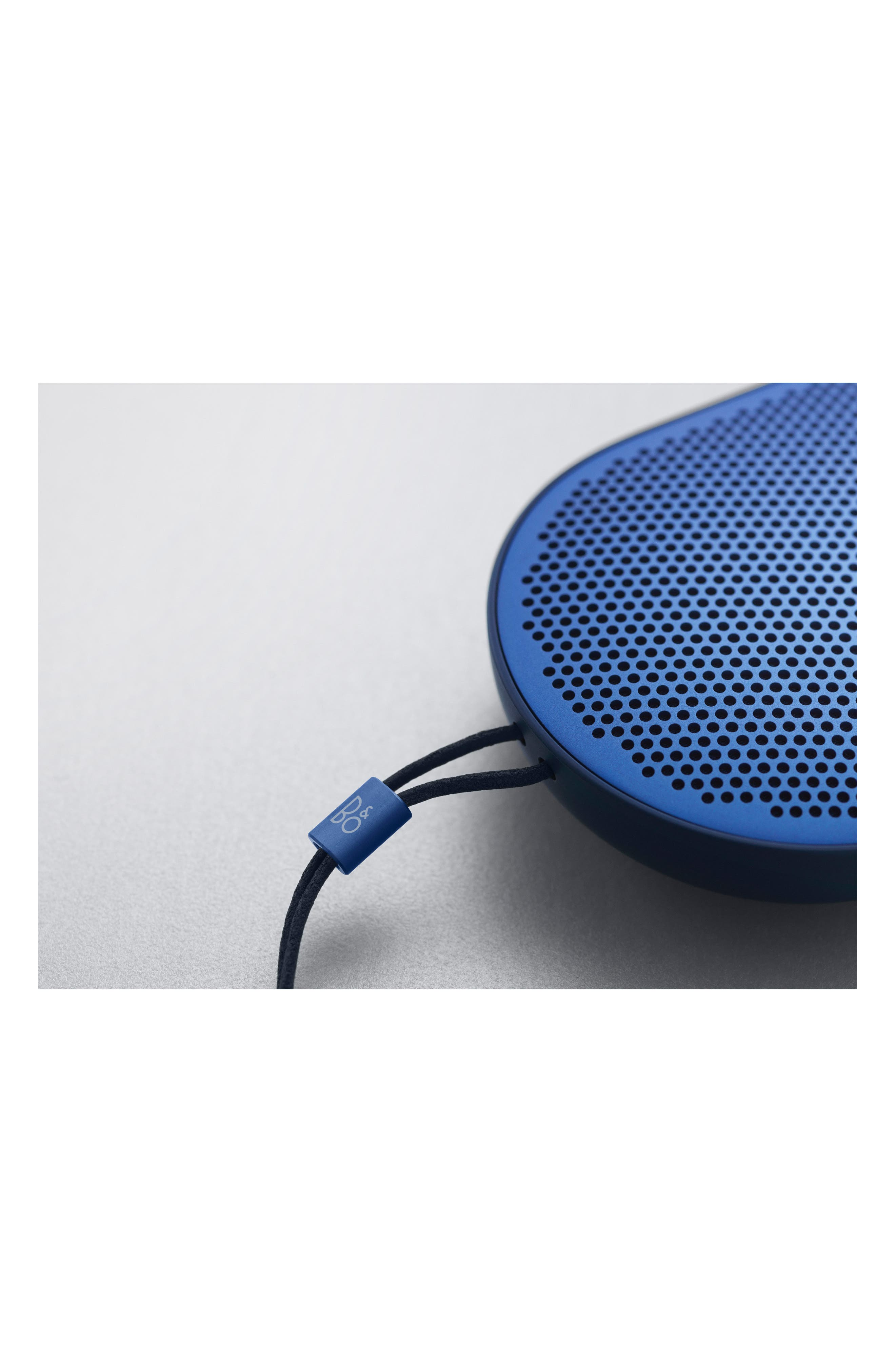 Beoplay P2 Portable Bluetooth<sup>®</sup> Speaker,                             Alternate thumbnail 4, color,                             BLUE