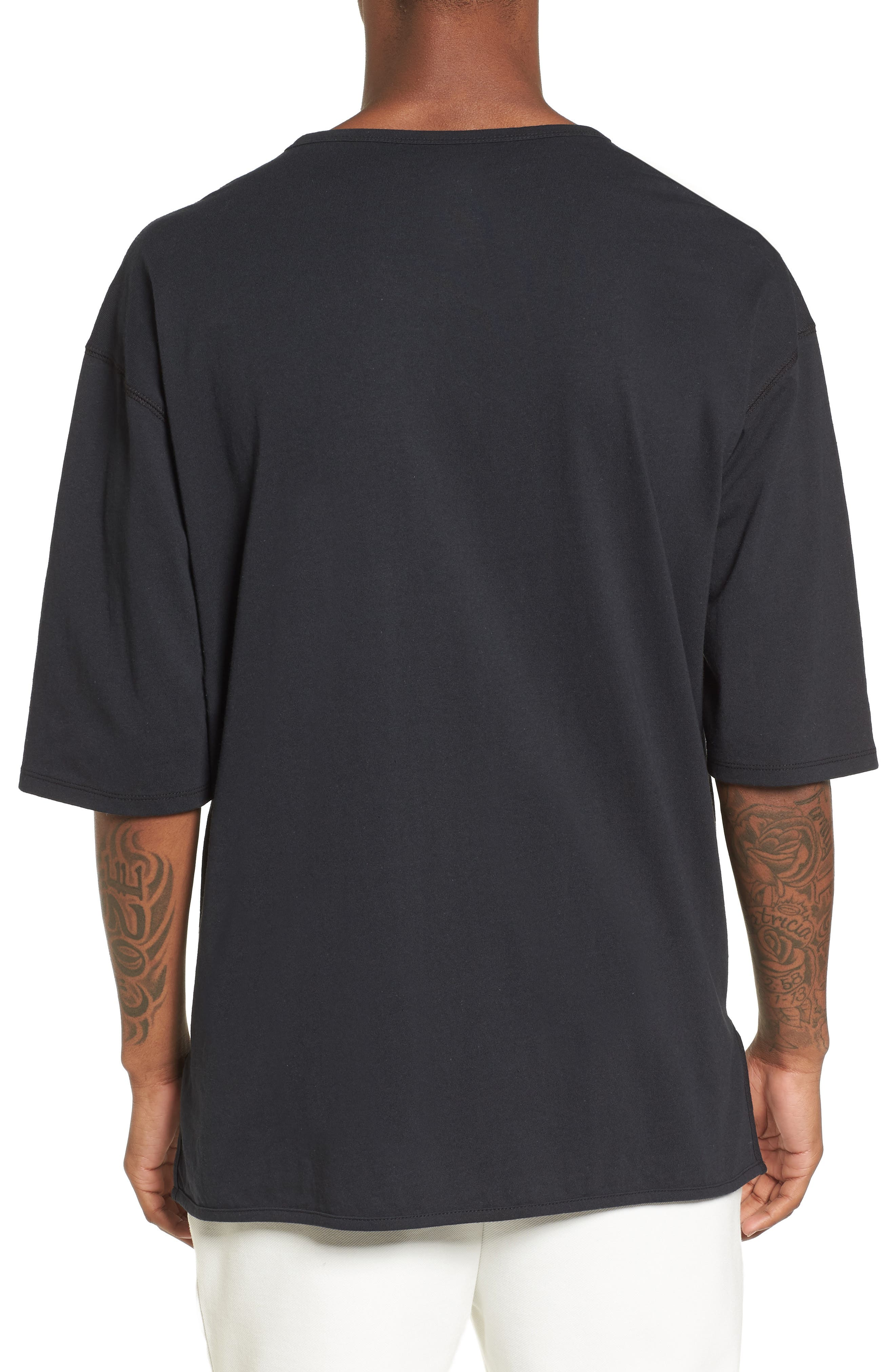 Oversized T-Shirt,                             Alternate thumbnail 2, color,