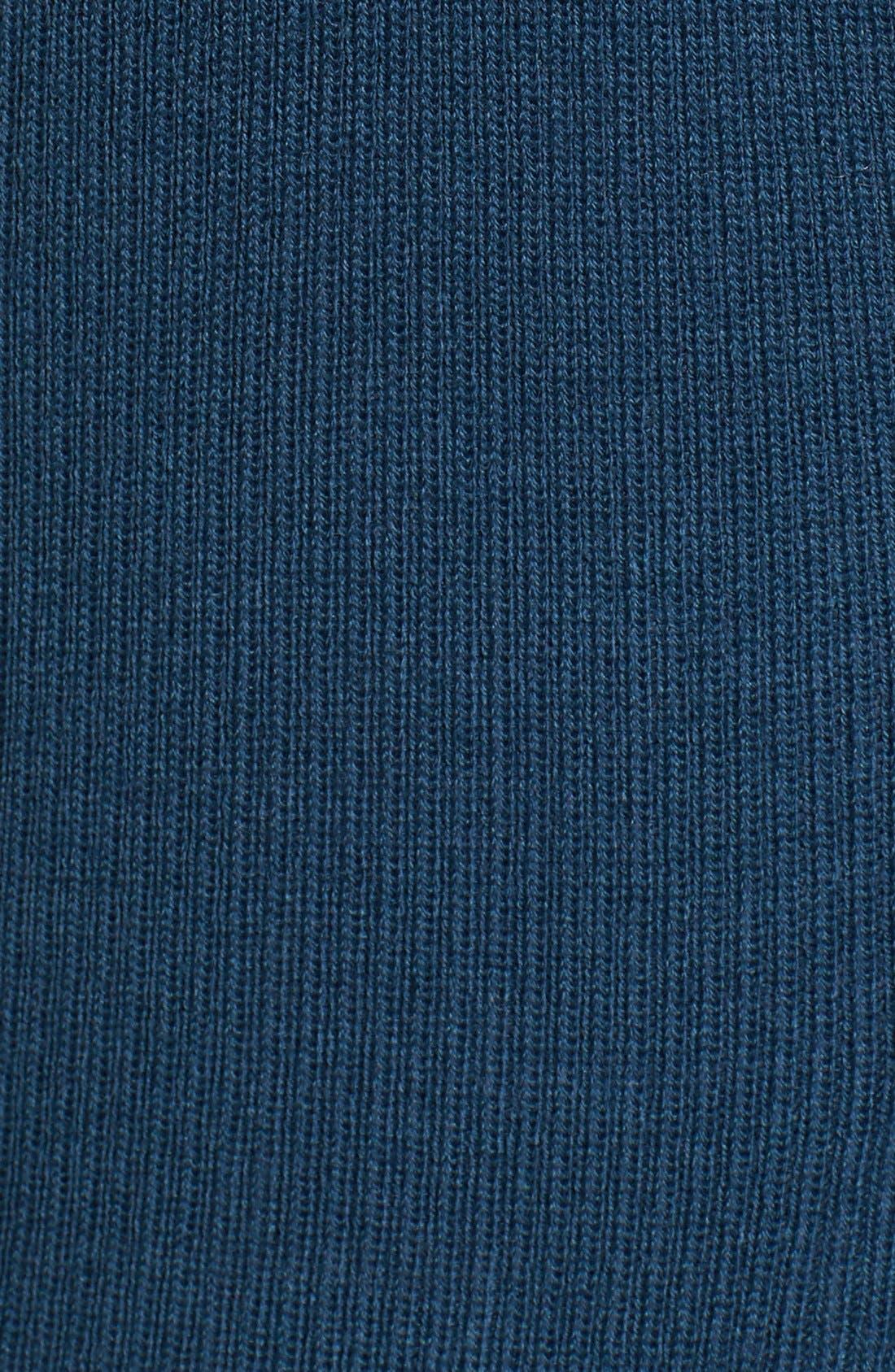 Rib Knit Wool Blend Cardigan,                             Alternate thumbnail 89, color,