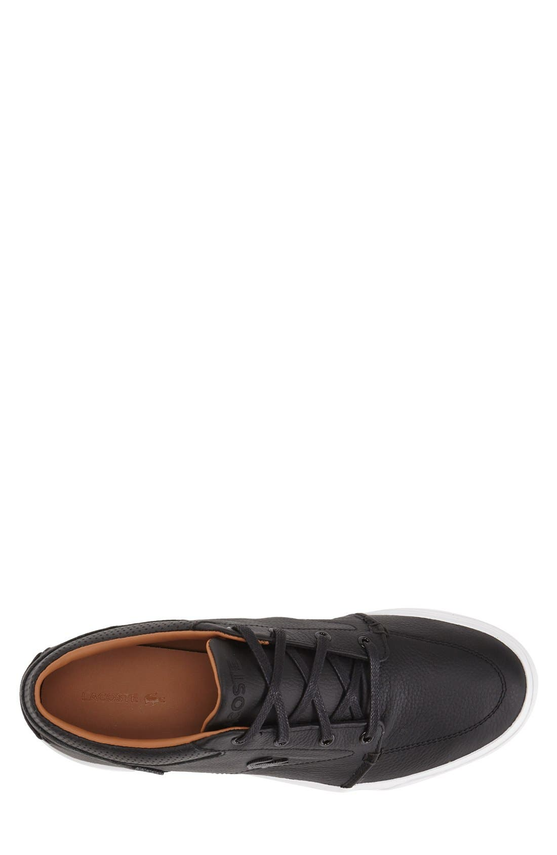LACOSTE,                             'Bayliss' Sneaker,                             Alternate thumbnail 3, color,                             009