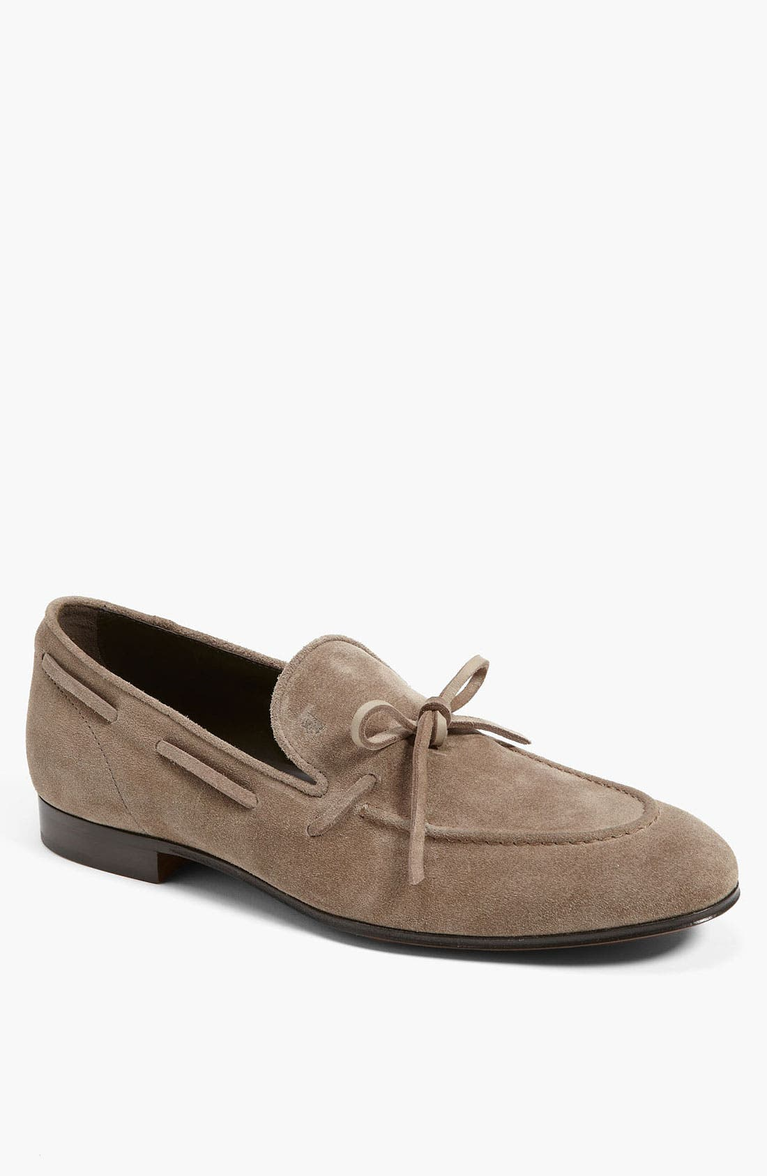 Suede Loafer,                             Main thumbnail 1, color,                             249