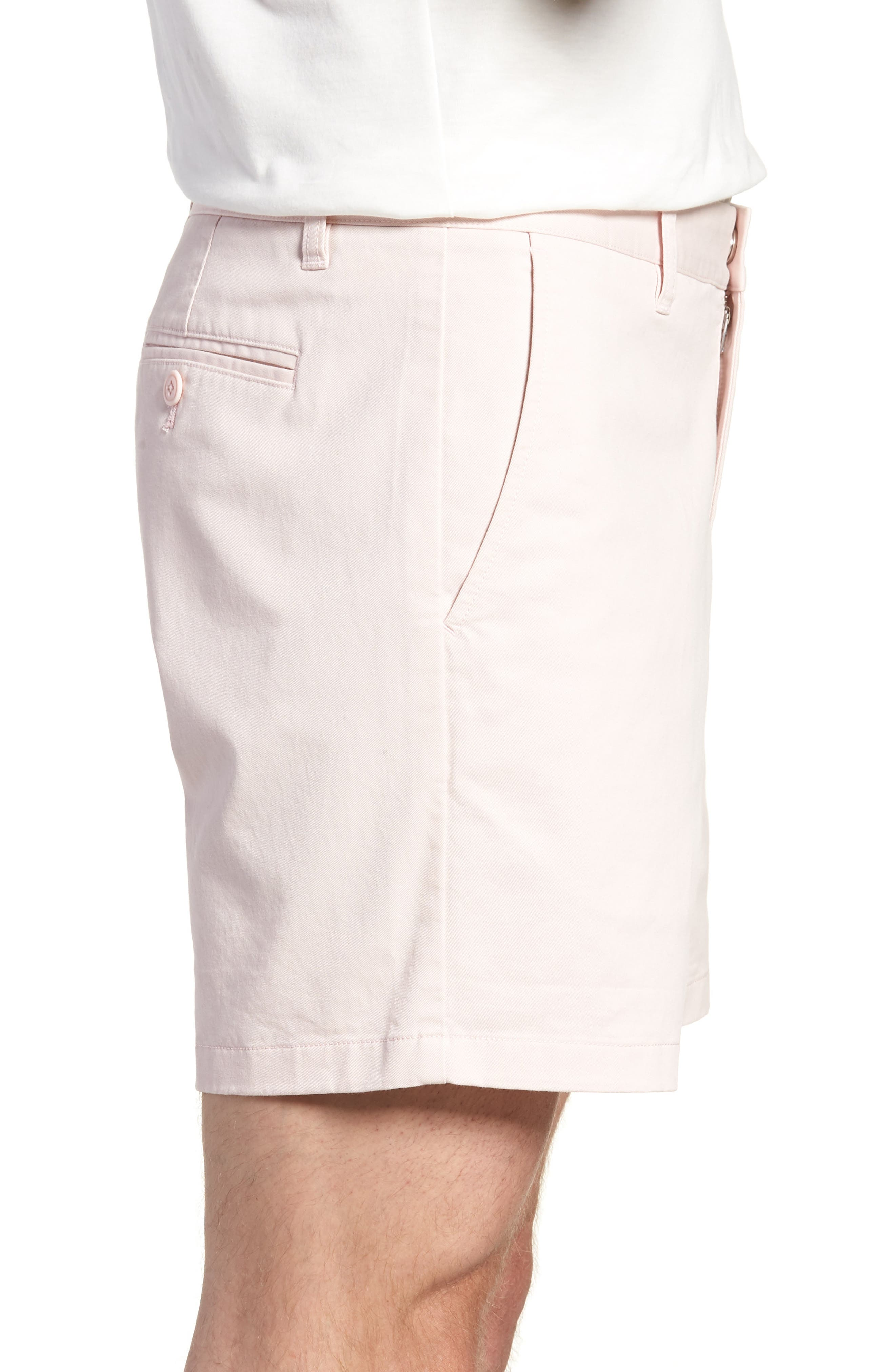 Stretch Washed Chino 5-Inch Shorts,                             Alternate thumbnail 73, color,
