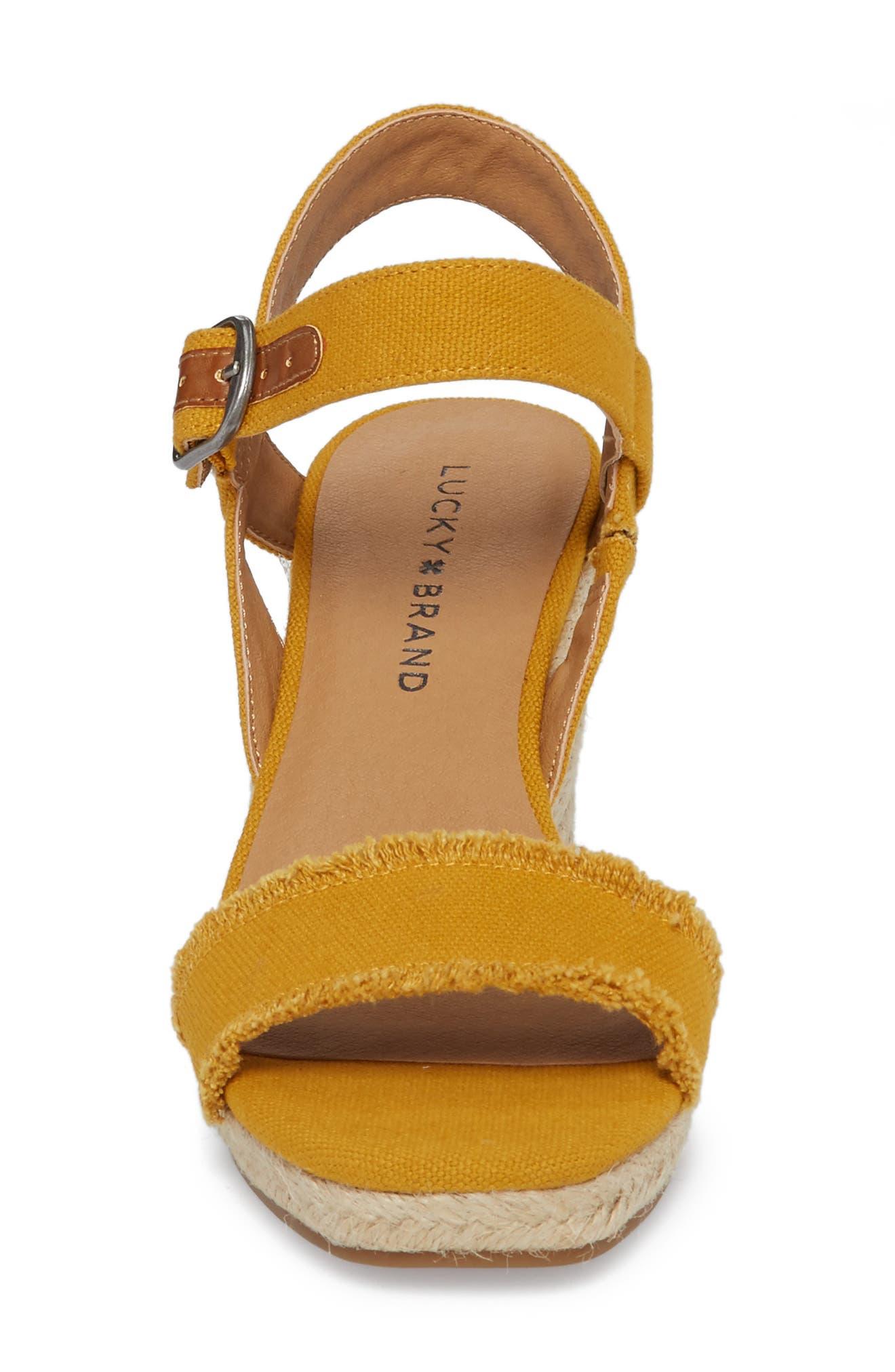 Marceline Squared Toe Wedge Sandal,                             Alternate thumbnail 27, color,