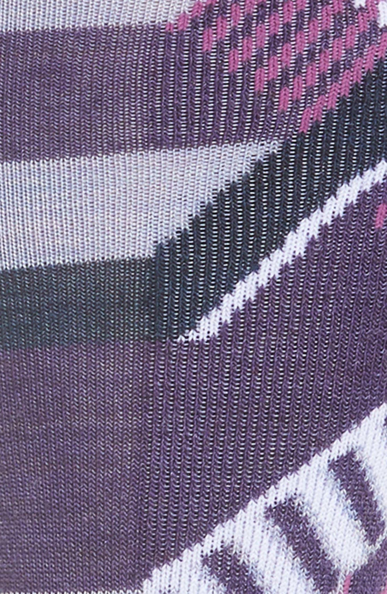 PhD<sup>®</sup> Slopestyle Medium Ski Socks,                             Alternate thumbnail 2, color,                             MOUNTAIN PURPLE