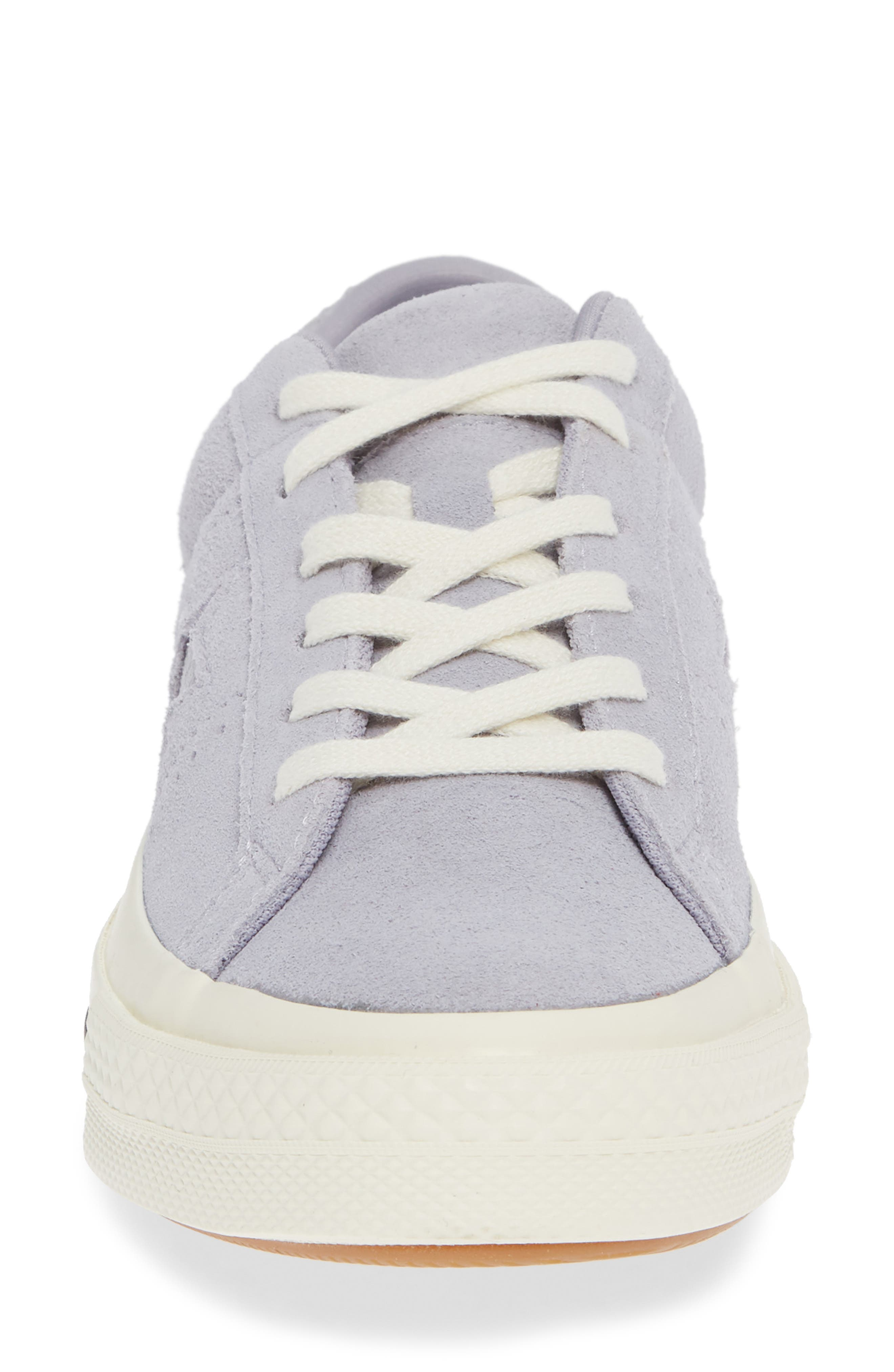 One Star Suede Low Top Sneaker,                             Alternate thumbnail 16, color,