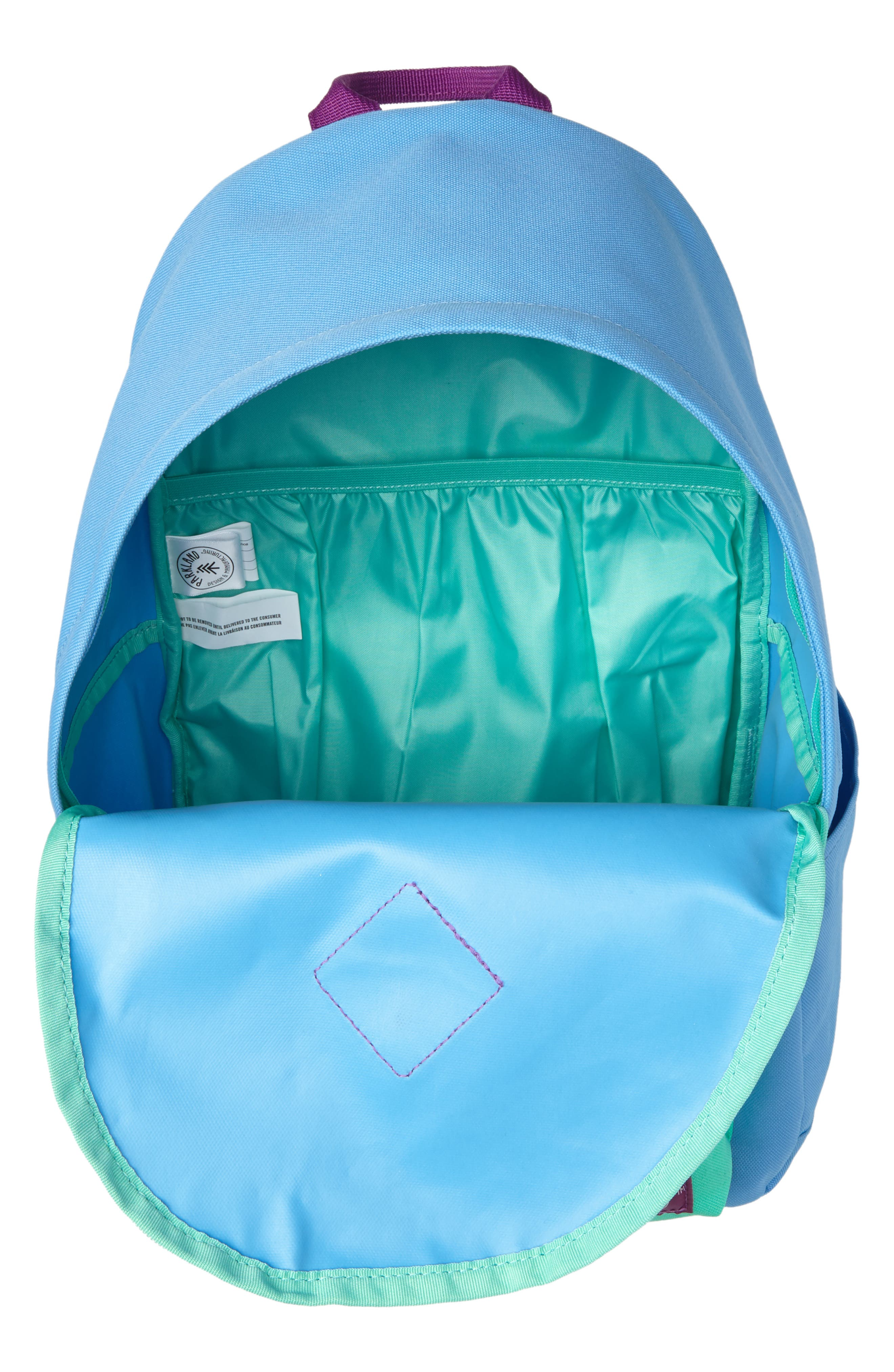 Bayside Smackers Backpack,                             Alternate thumbnail 3, color,                             BLUE