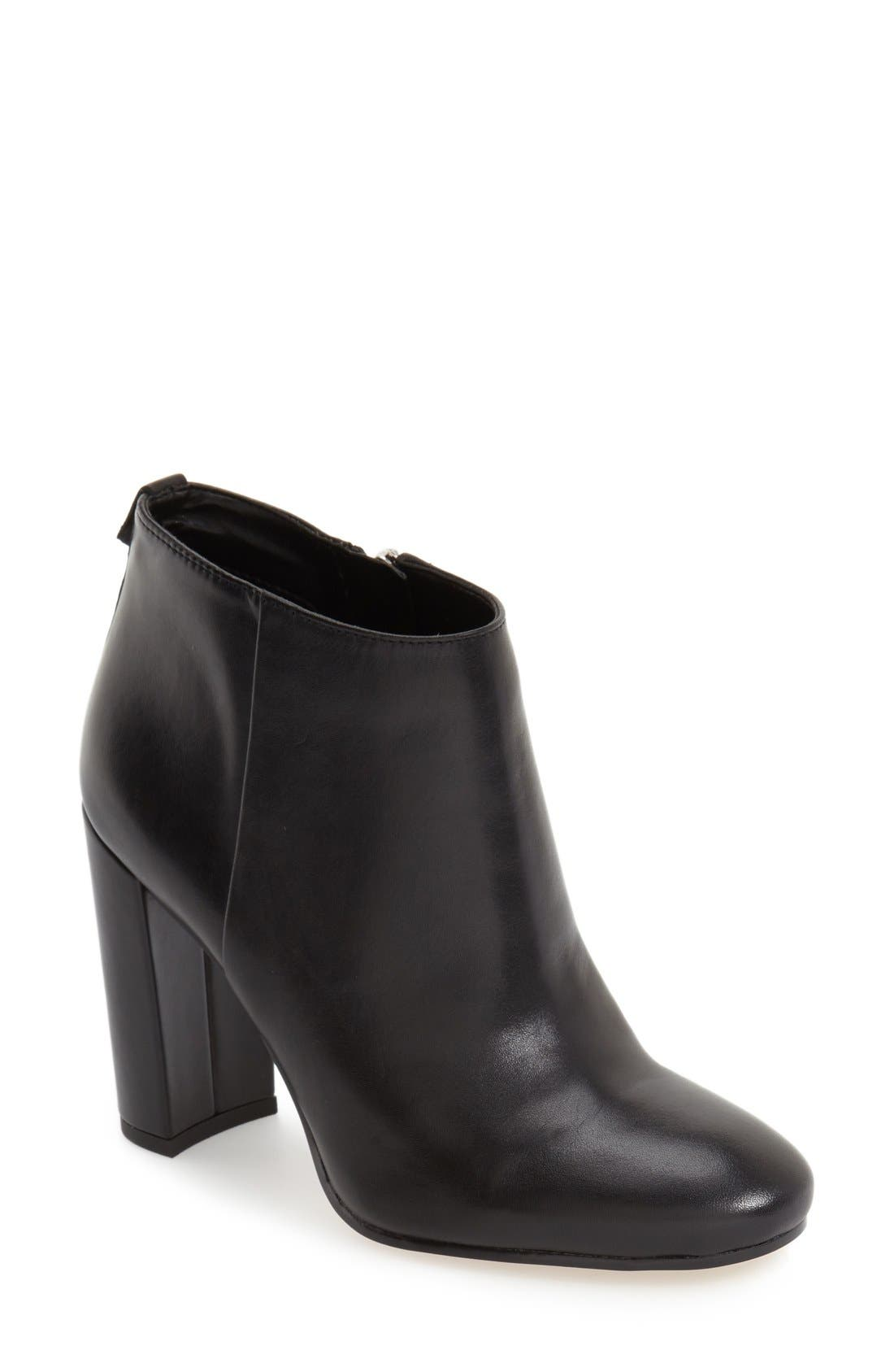 'Cambell' Bootie,                         Main,                         color, 001