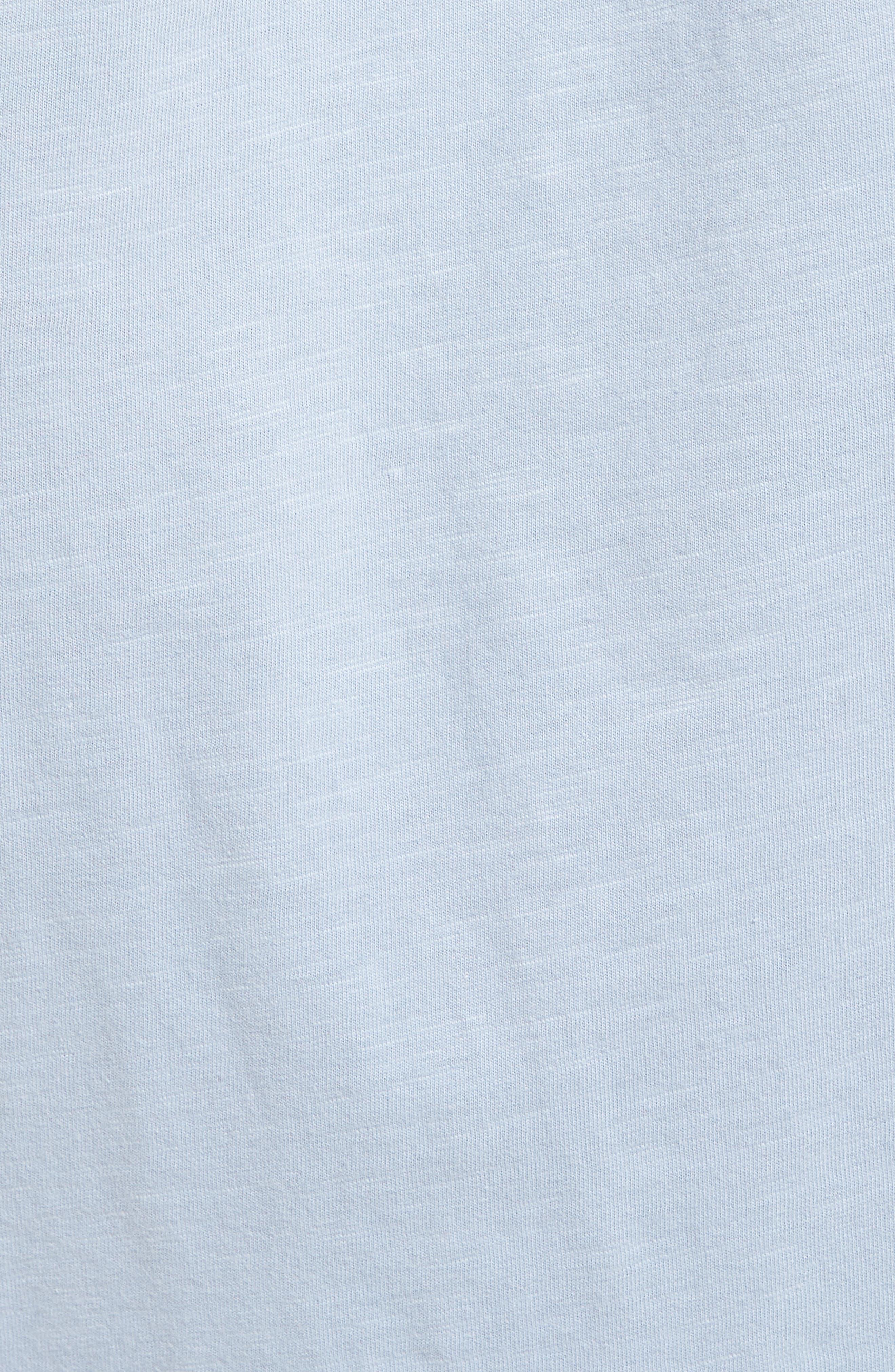 Tie Front Cotton Maxi Skirt,                             Alternate thumbnail 24, color,