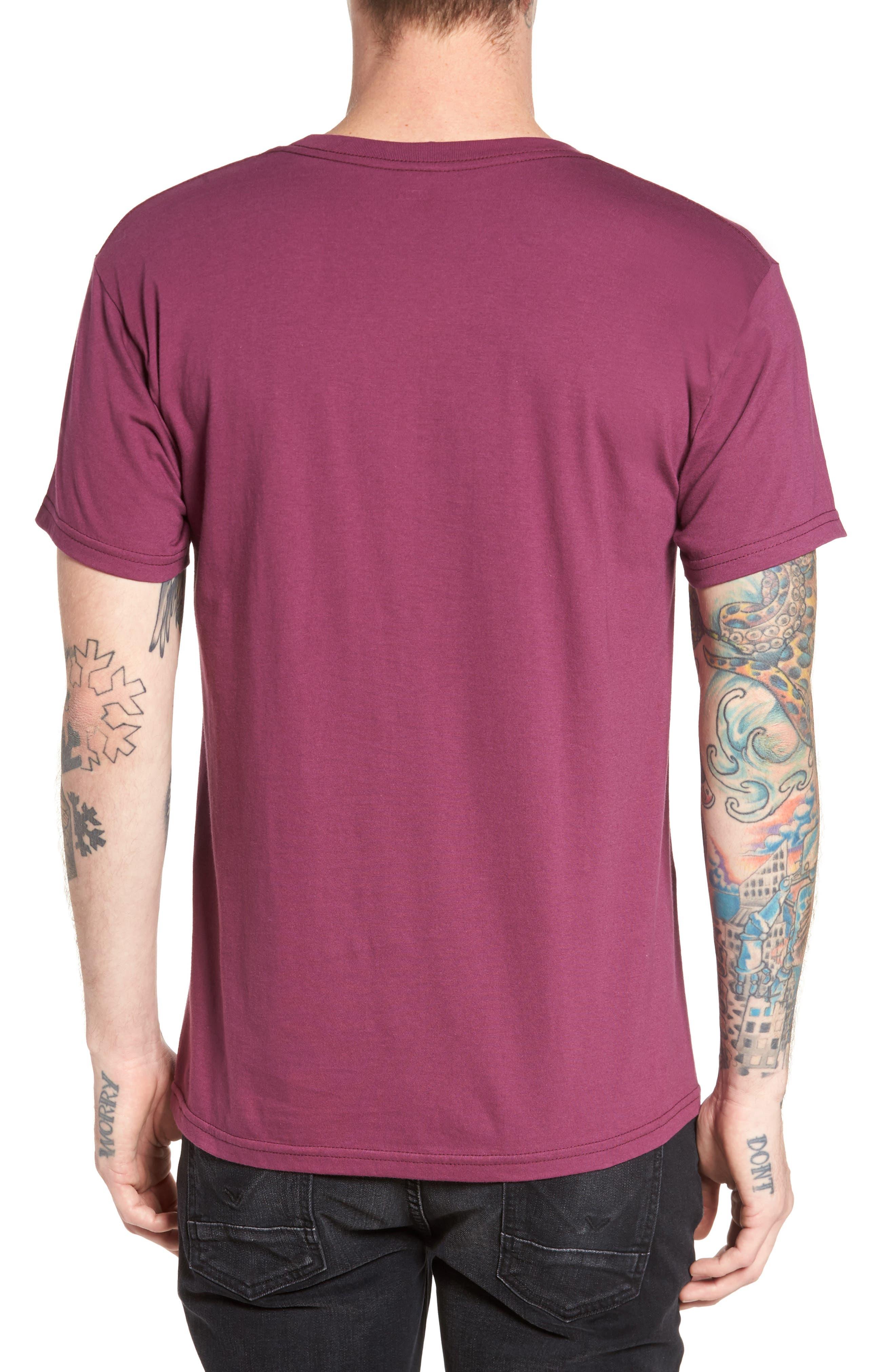 Eyes Graphic Premium T-Shirt,                             Alternate thumbnail 2, color,