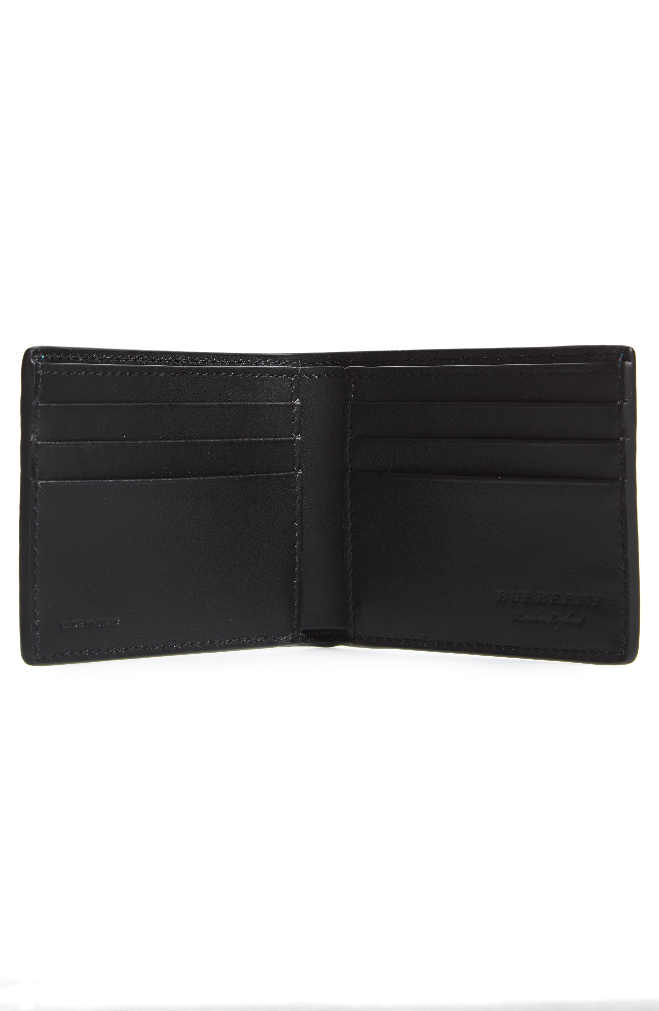 Leather Bifold Wallet,                             Alternate thumbnail 2, color,                             437