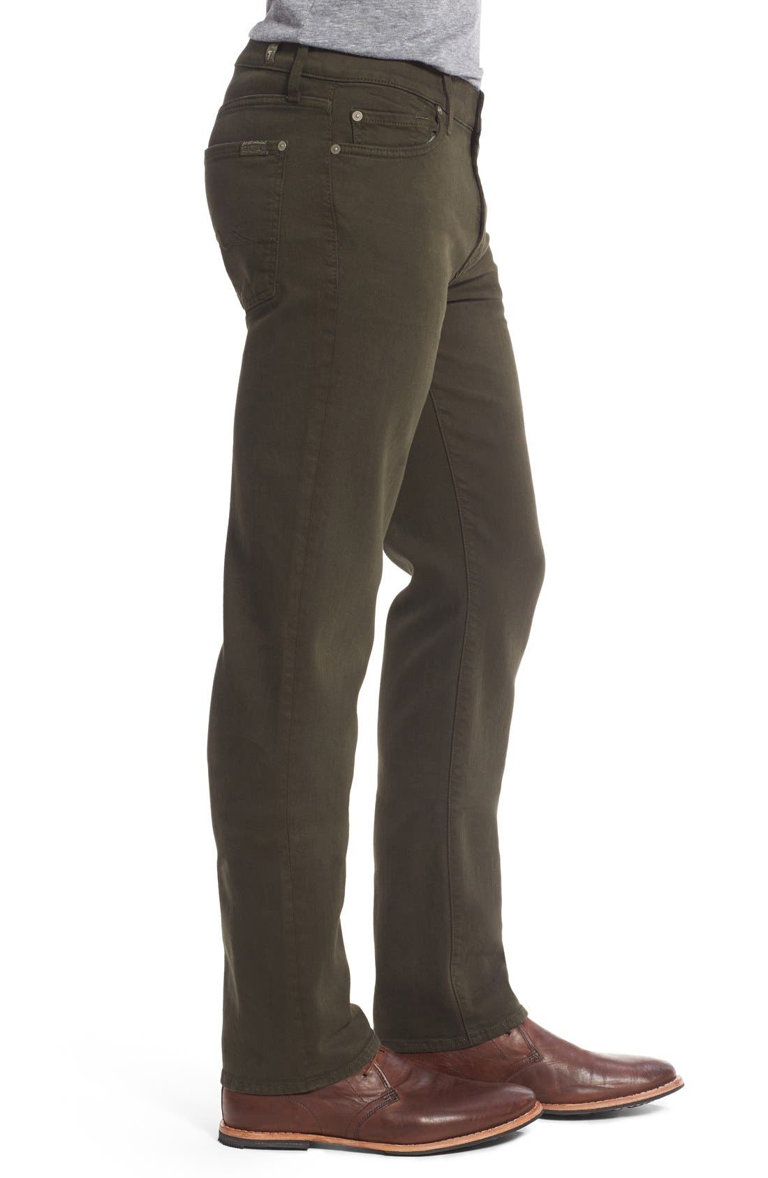 'Slimmy - Luxe Performance' Slim Fit Jeans,                             Alternate thumbnail 75, color,