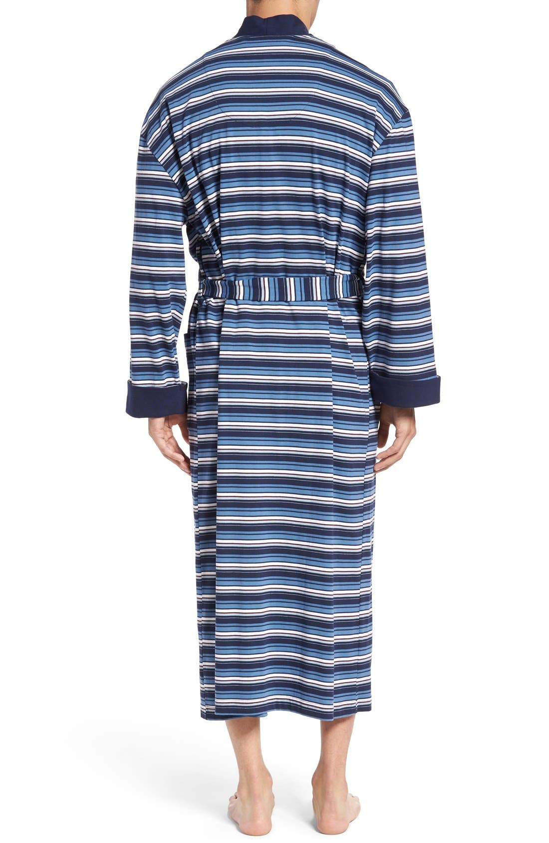 'Field House' Cotton Robe,                             Alternate thumbnail 2, color,                             401