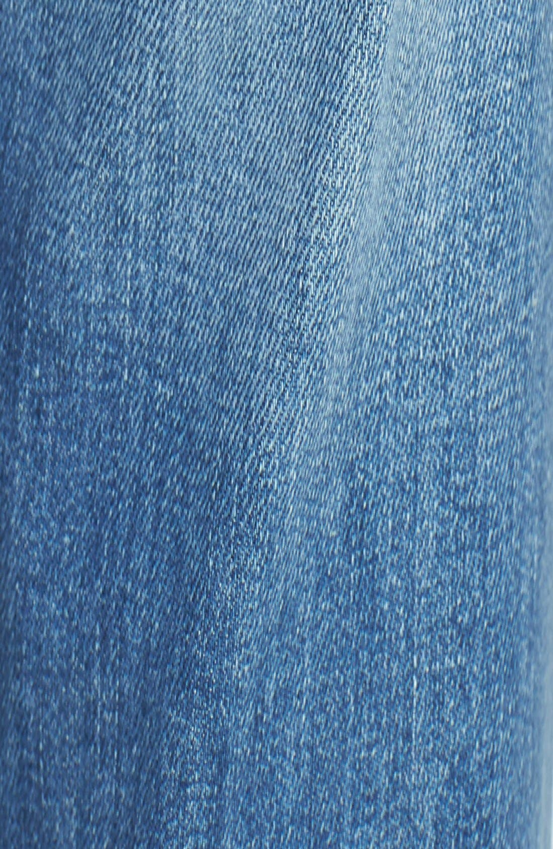 Denim 'Jimmy Jimmy' Boyfriend Skinny Jeans,                             Alternate thumbnail 2, color,                             450
