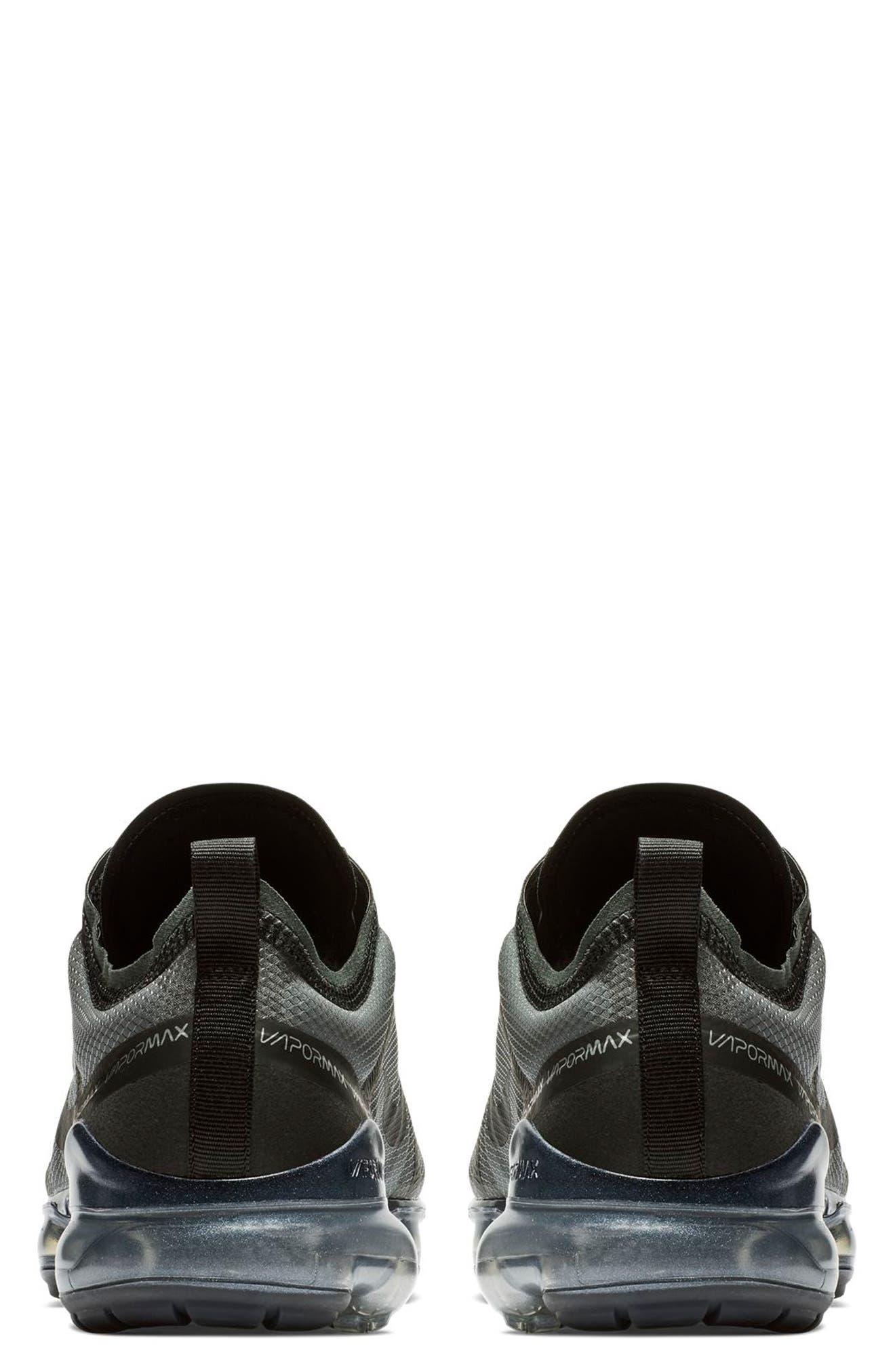 Air VaporMax 2019 Running Shoe,                             Alternate thumbnail 2, color,                             BLACK/ BLACK/ BLACK