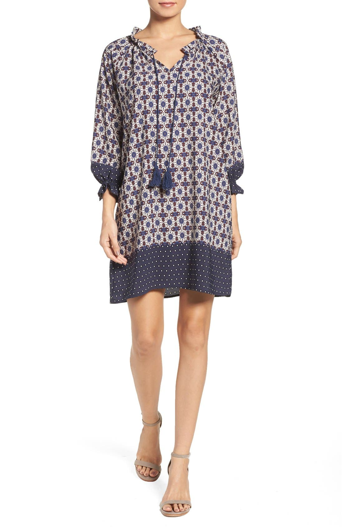 Catella Tunic Dress,                             Alternate thumbnail 9, color,                             410