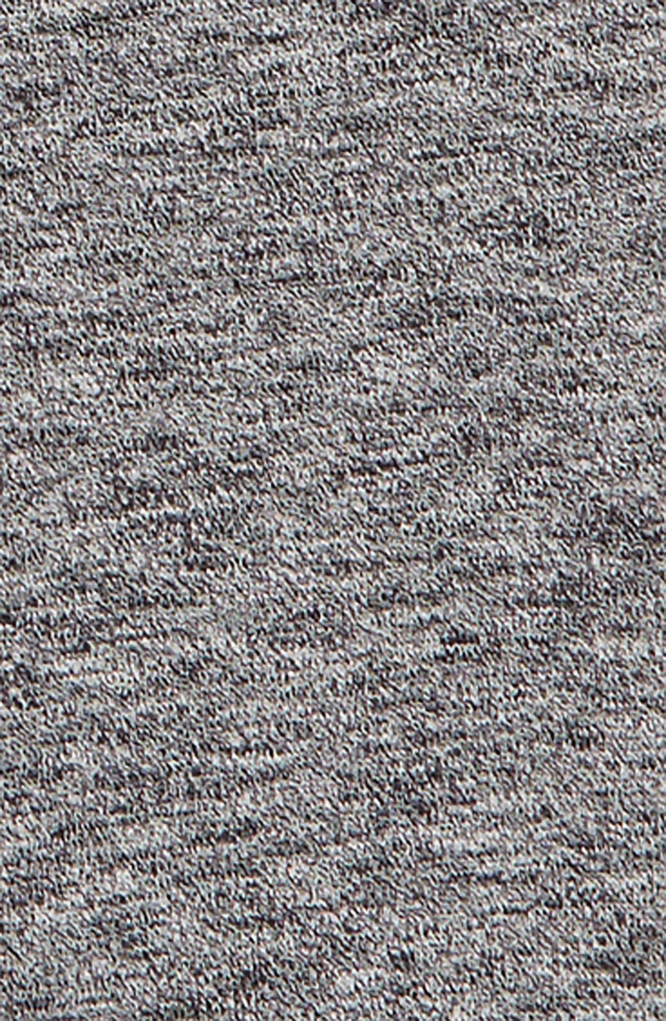 Fleece Hooded Pullover,                             Alternate thumbnail 2, color,                             001