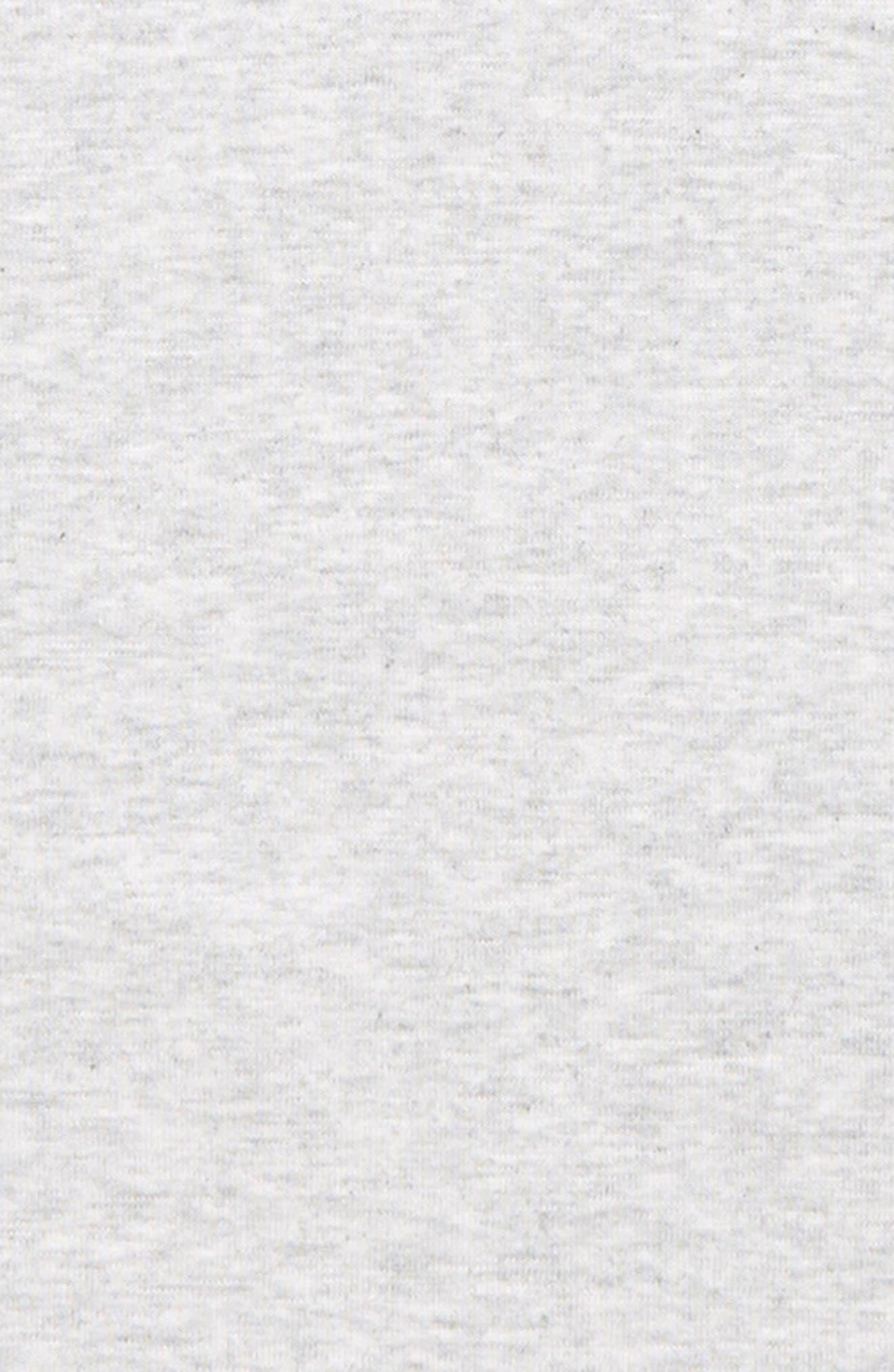 NIKE,                             Air Long Sleeve T-Shirt,                             Alternate thumbnail 2, color,                             BIRCH HEATHER