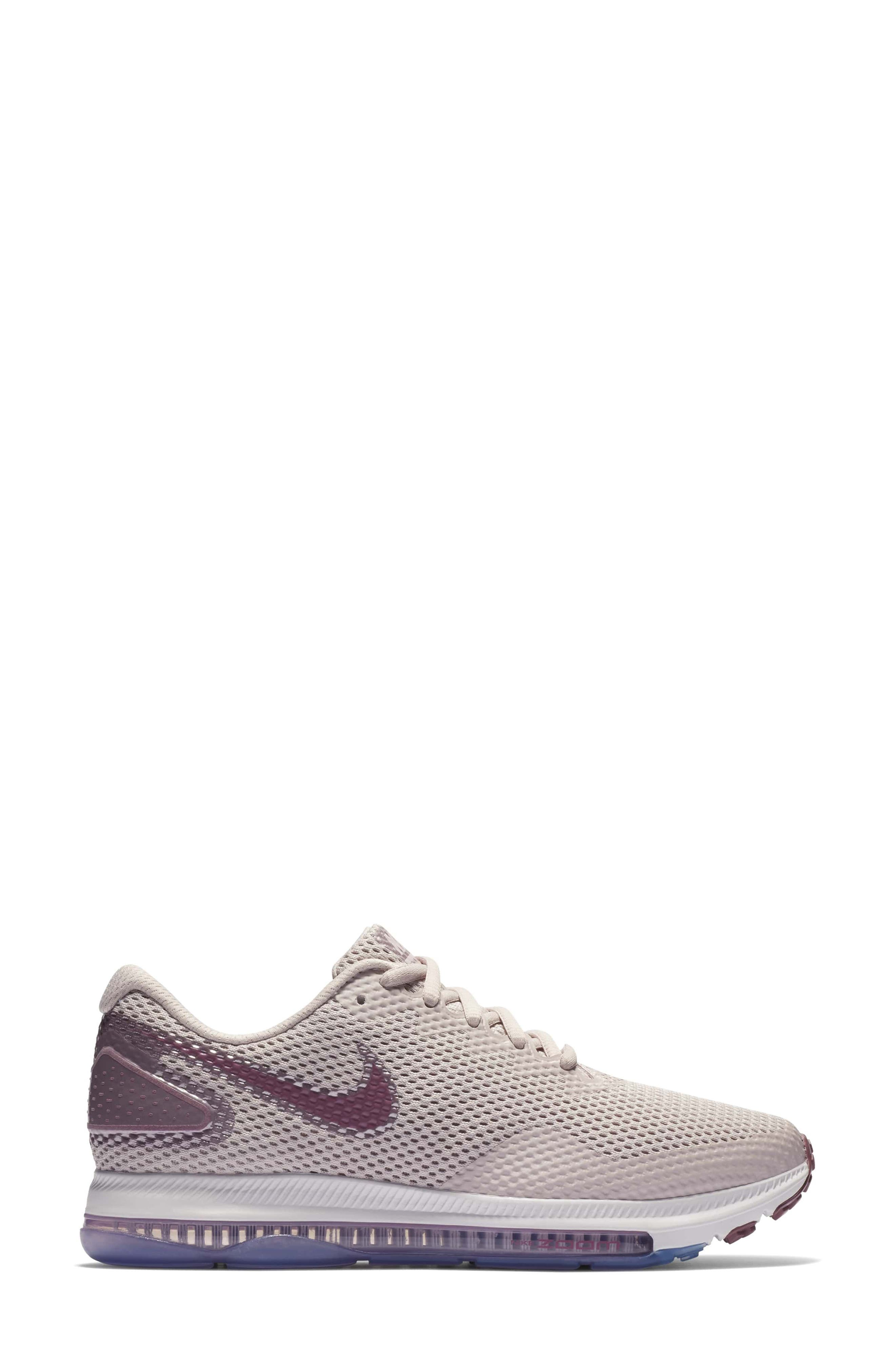 Zoom All Out Low 2 Running Shoe,                             Alternate thumbnail 3, color,                             652